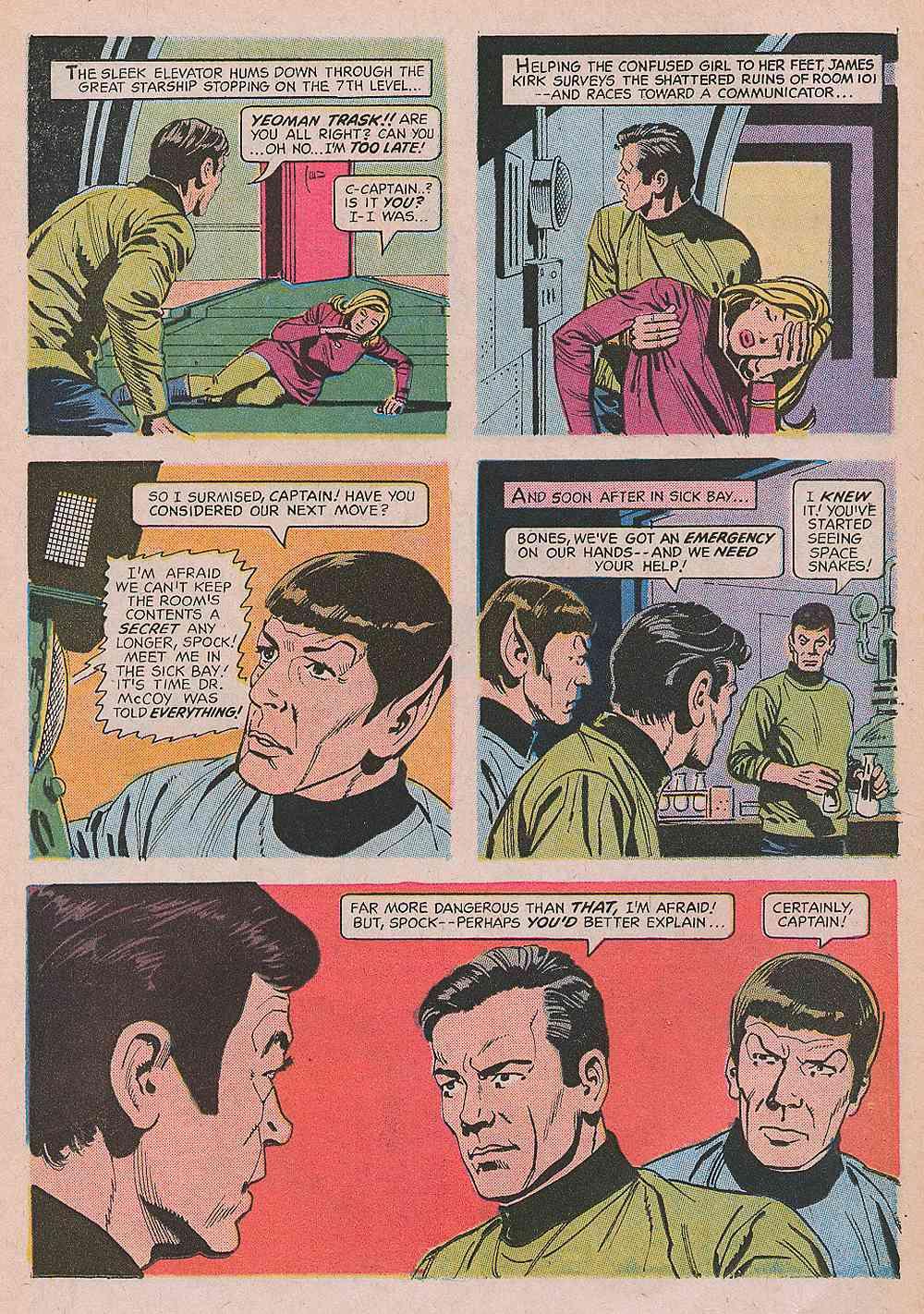 Star Trek (1967) Issue #11 #11 - English 9
