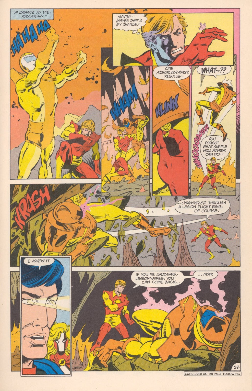 Tales of the Legion Issue #340 #27 - English 22