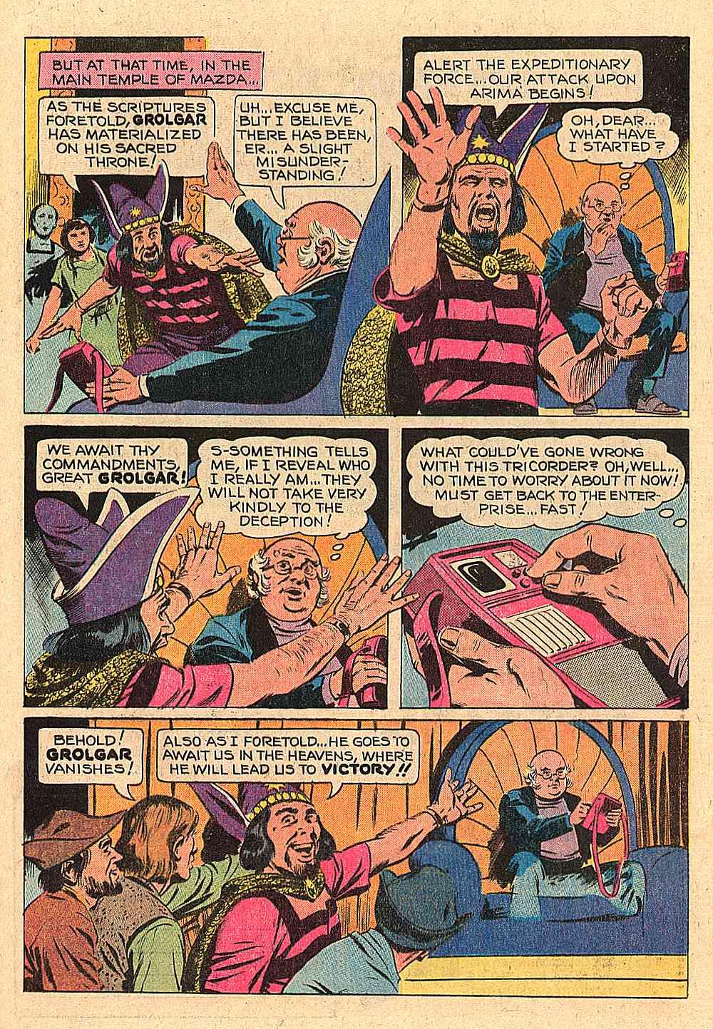 Star Trek (1967) #51 #51 - English 15