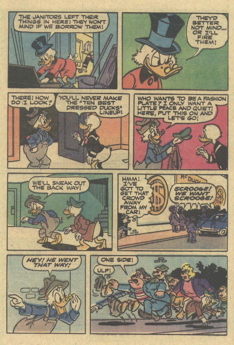 Uncle Scrooge (1953) Issue #154 #154 - English 29
