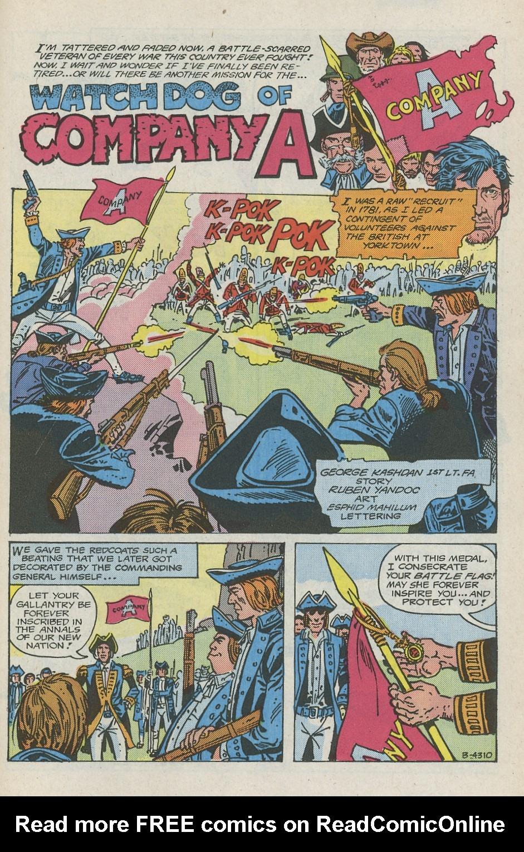 G.I. Combat (1952) Issue #288 #288 - English 24