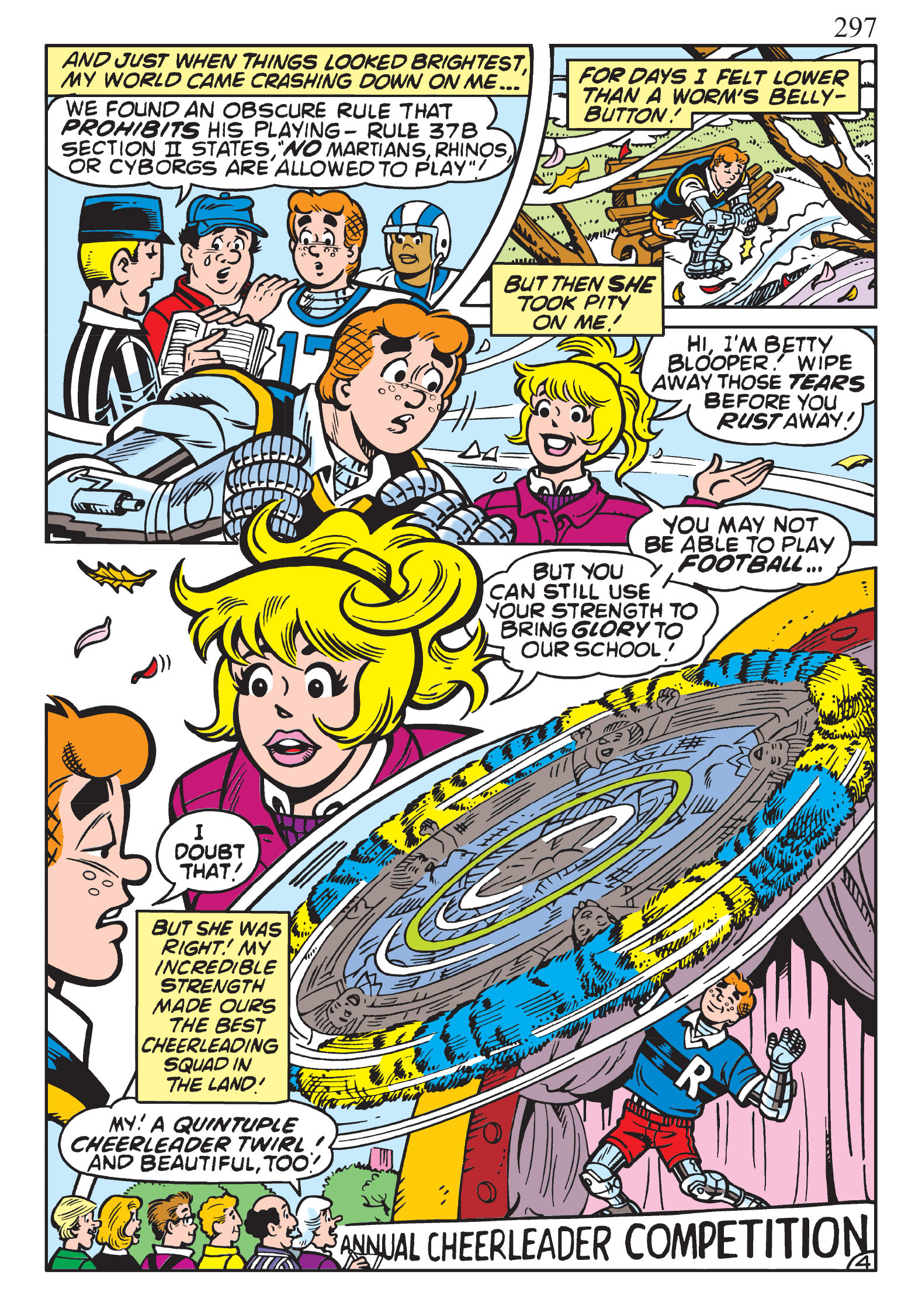 Read online The Best of Archie Comics comic -  Issue # TPB 1 (Part 2) - 69