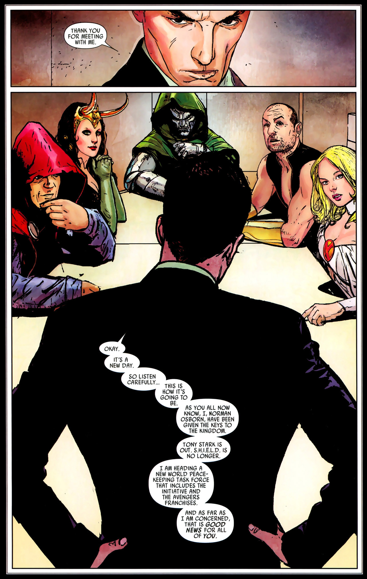 Read online Secret Invasion: Dark Reign comic -  Issue # Full - 11