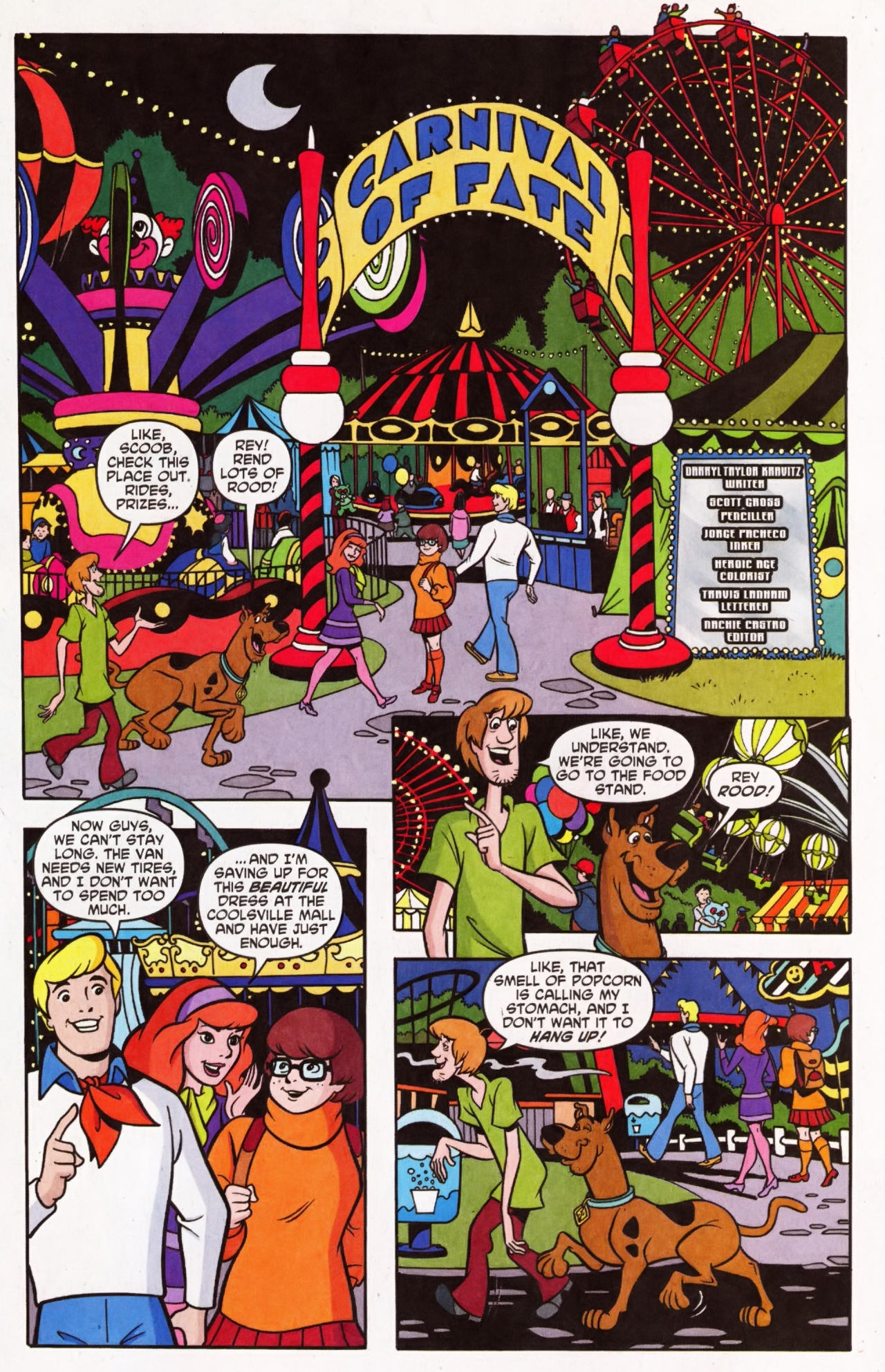 Read online Scooby-Doo (1997) comic -  Issue #135 - 16