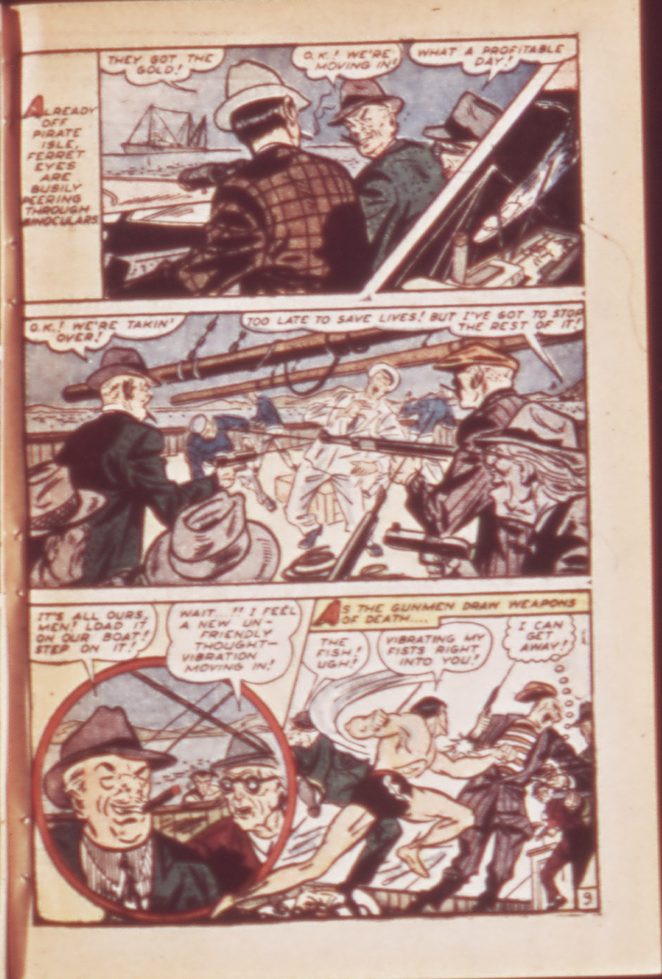 Sub-Mariner Comics Issue #19 #19 - English 11