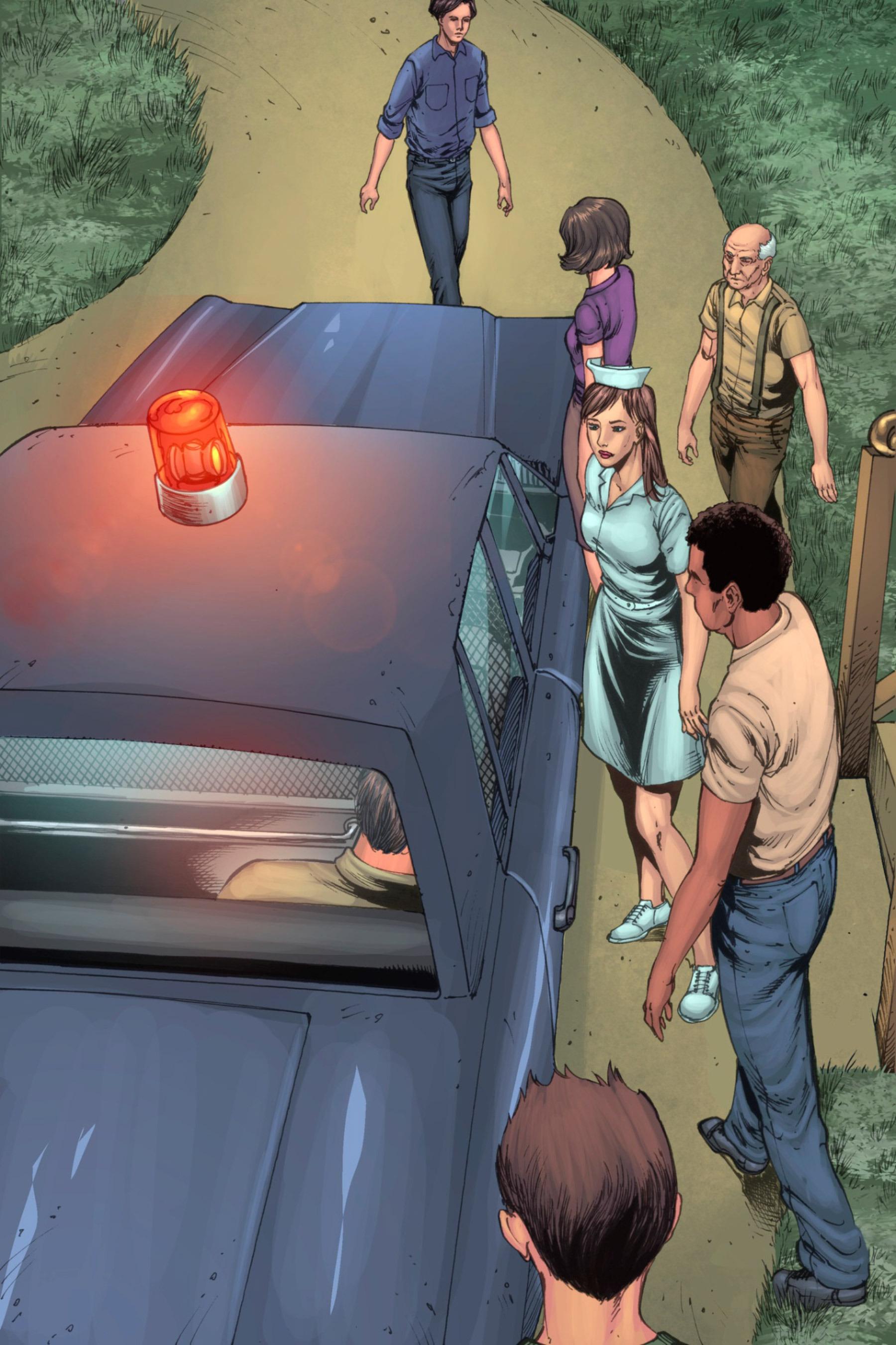 Read online Z-Men comic -  Issue #3 - 108