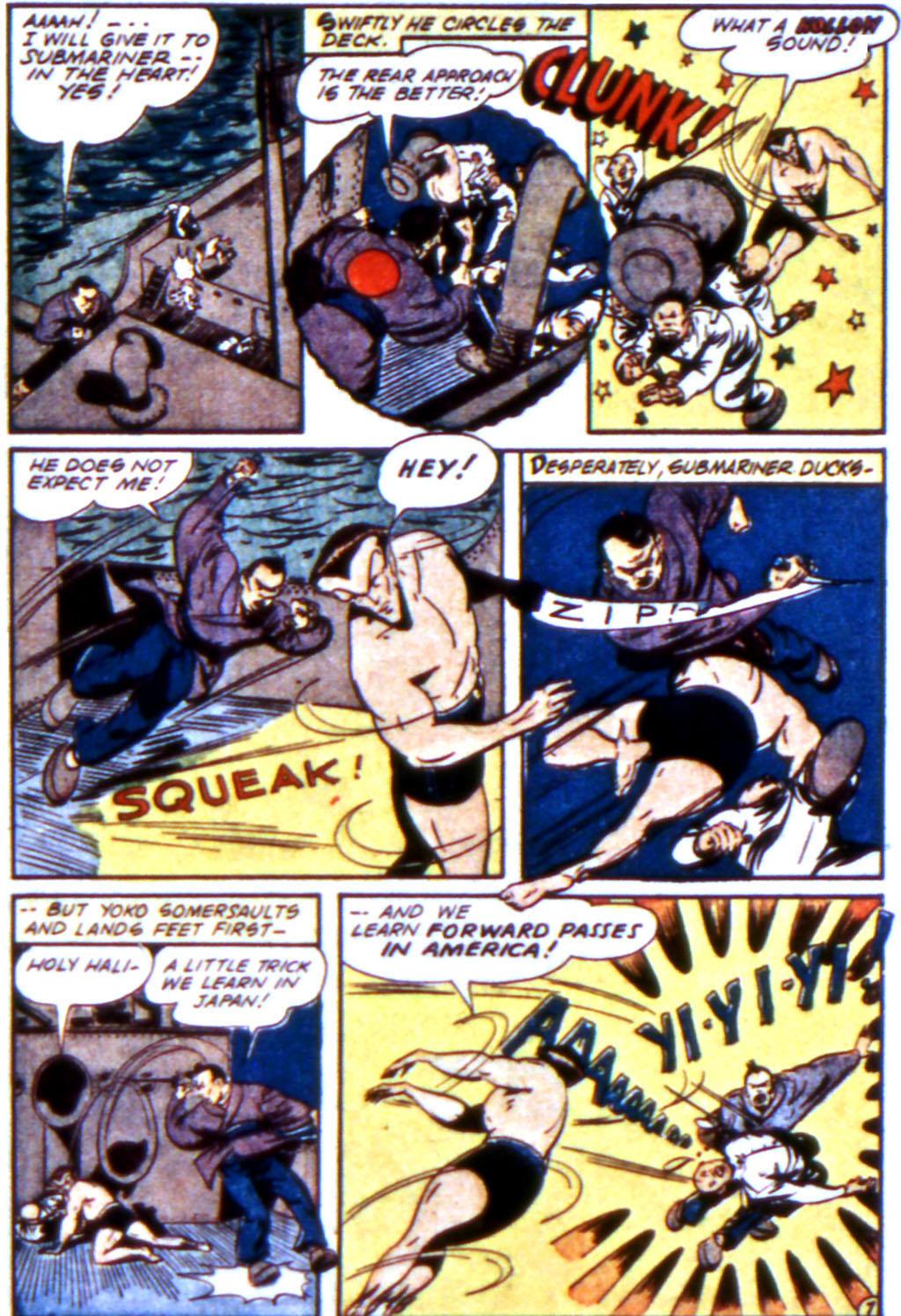 Sub-Mariner Comics Issue #11 #11 - English 9