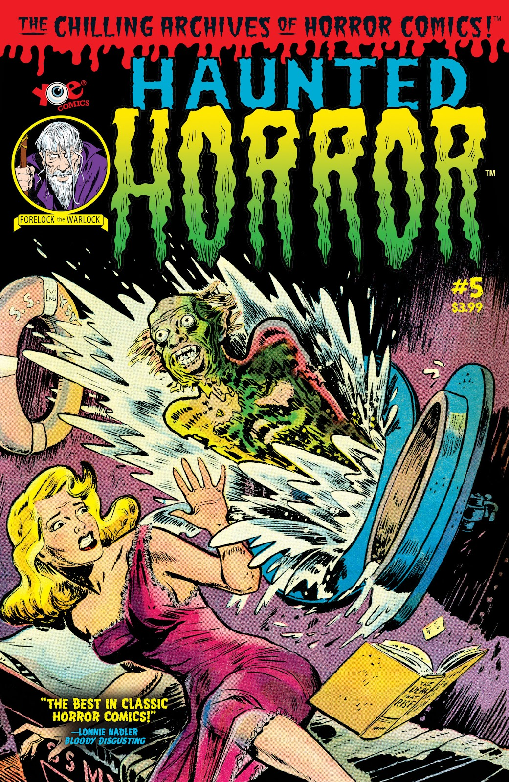 Haunted Horror Issue #5 #5 - English 1