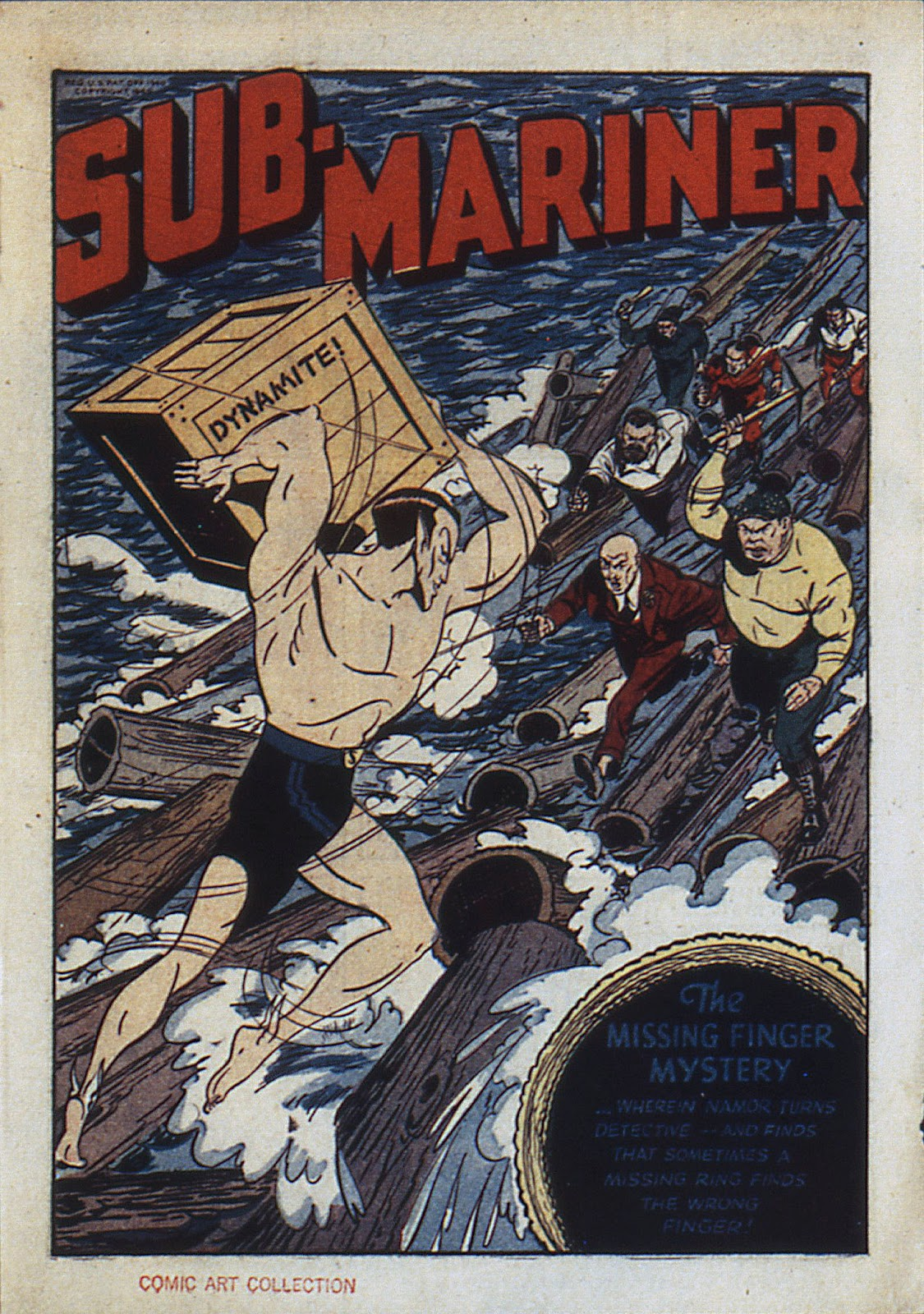 Sub-Mariner Comics Issue #6 #6 - English 4