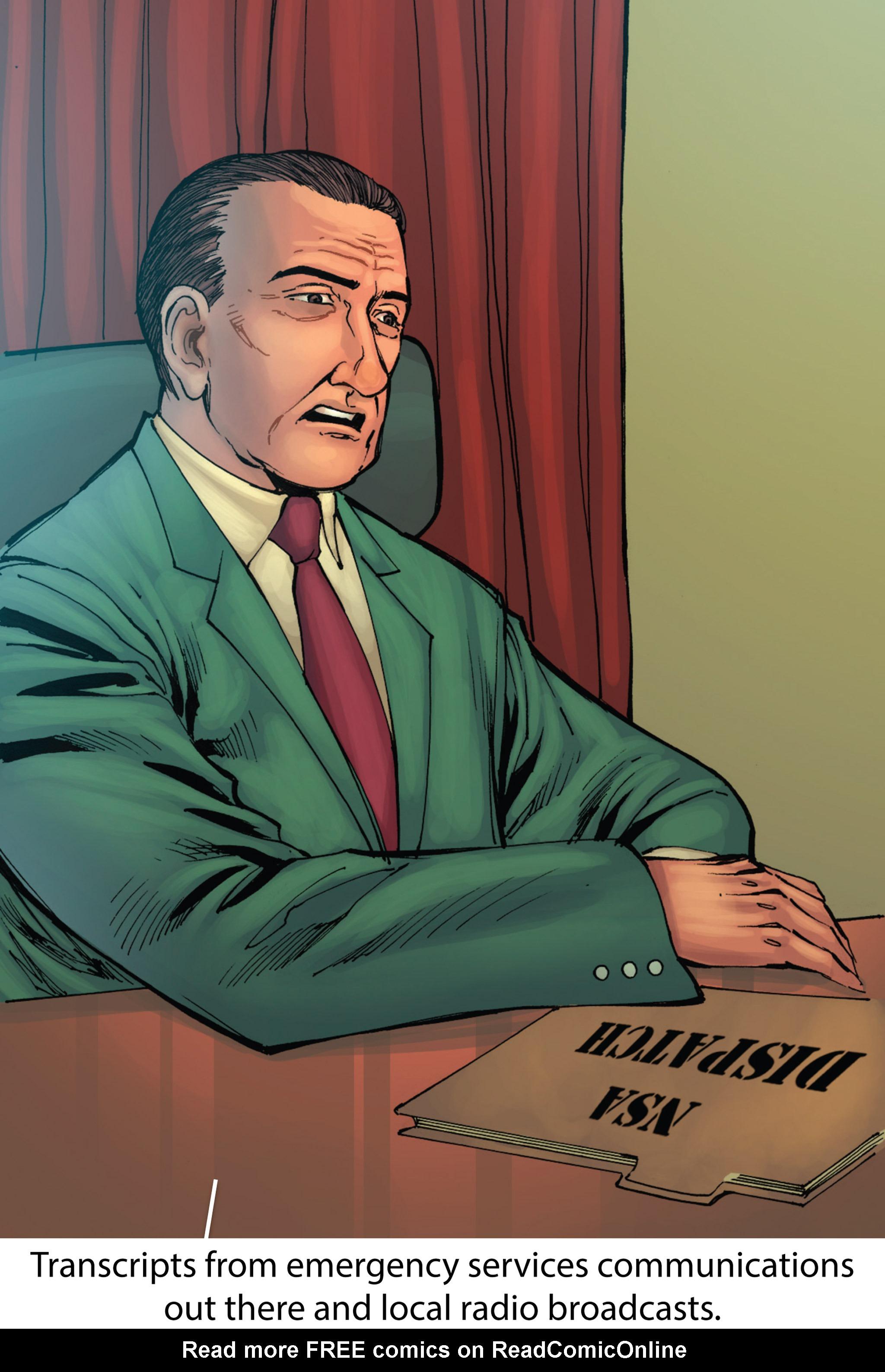Read online Z-Men comic -  Issue #1 - 48