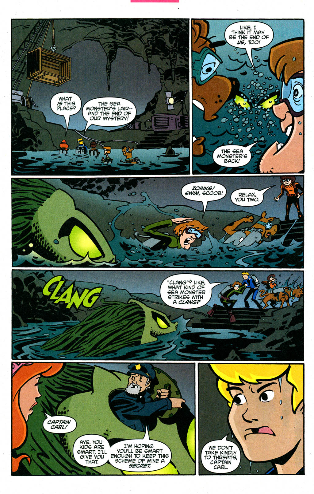 Read online Scooby-Doo (1997) comic -  Issue #90 - 18