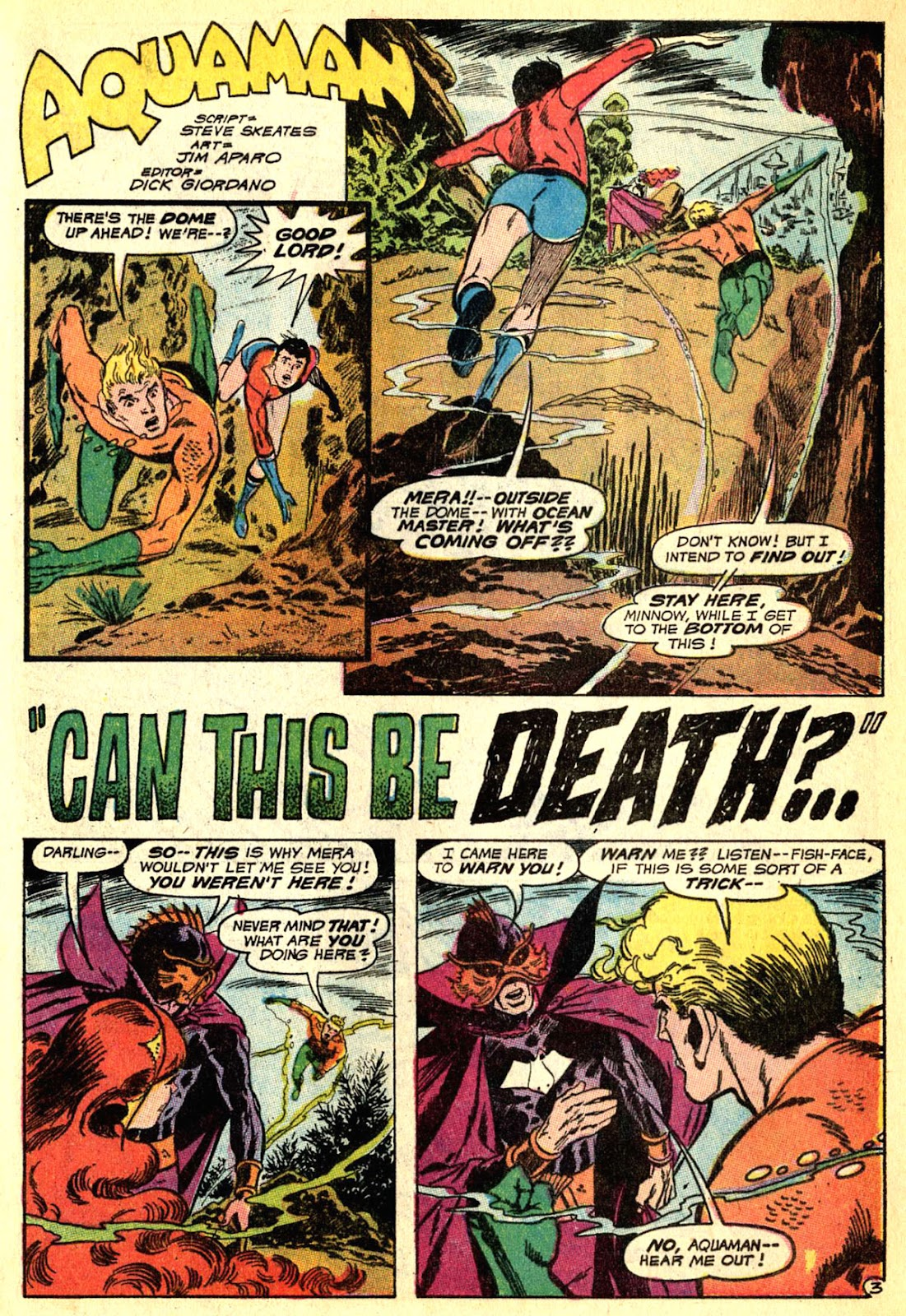 Aquaman (1962) Issue #50 #50 - English 5