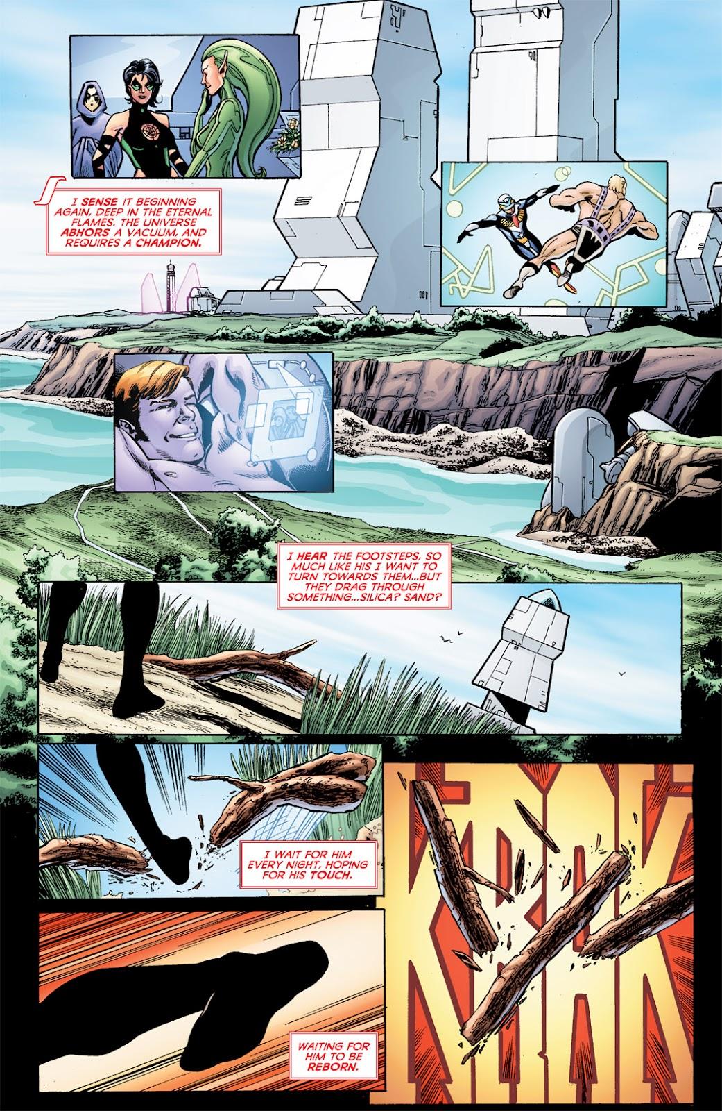 Legion of Super-Heroes (2010) Issue #6 #7 - English 25