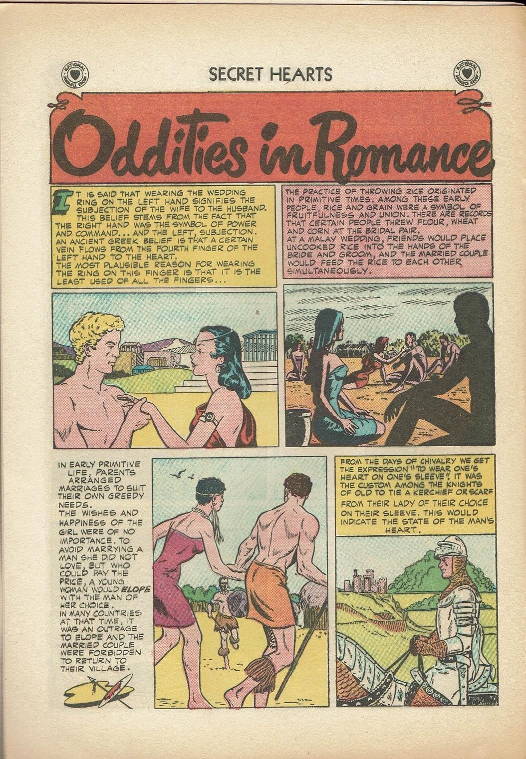 Read online Secret Hearts comic -  Issue #47 - 10