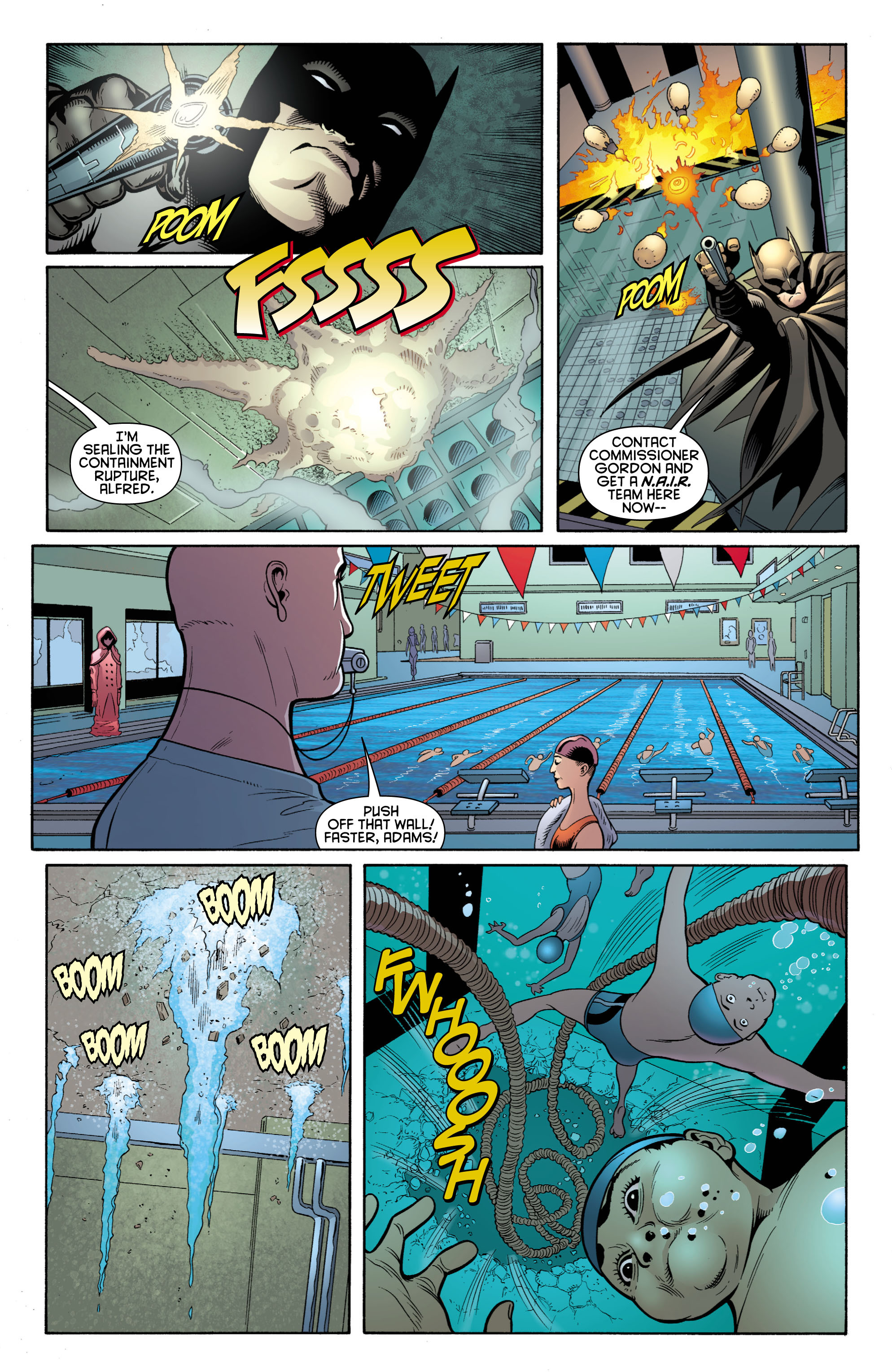 Batman and Robin (2011) chap 1 pic 22