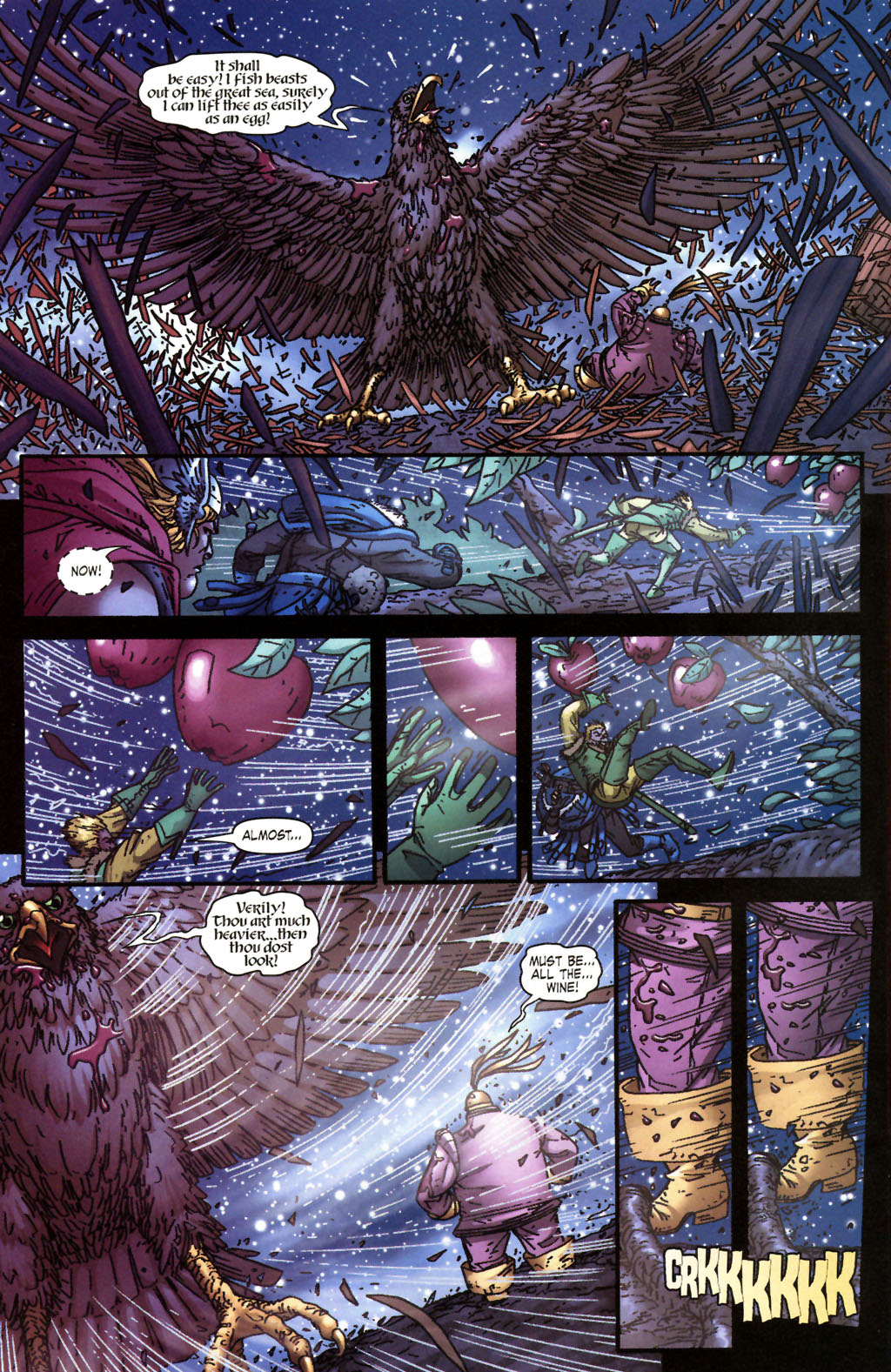 Read online Thor: Blood Oath comic -  Issue #2 - 12