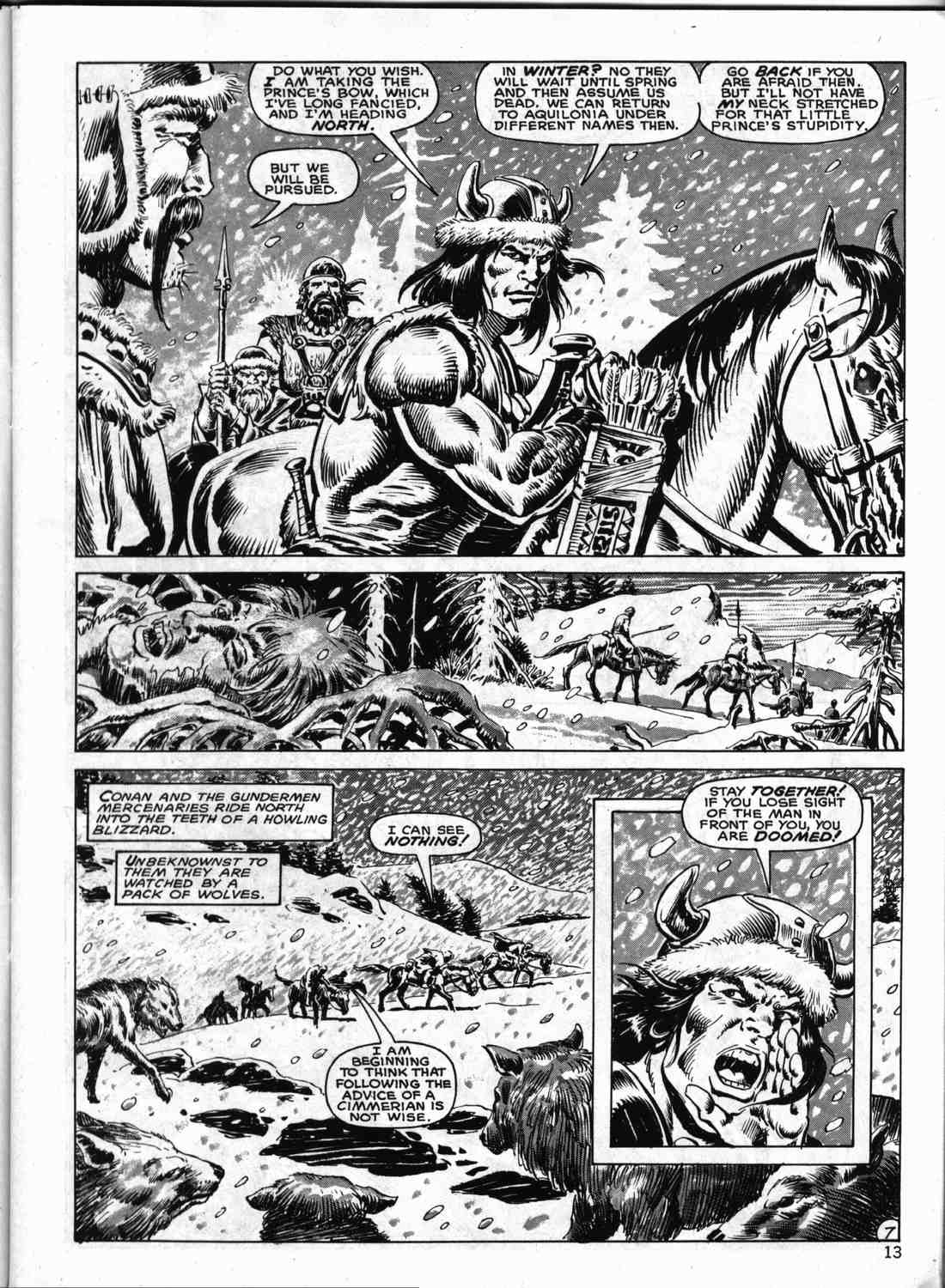 The Savage Sword Of Conan Issue #133 #134 - English 12