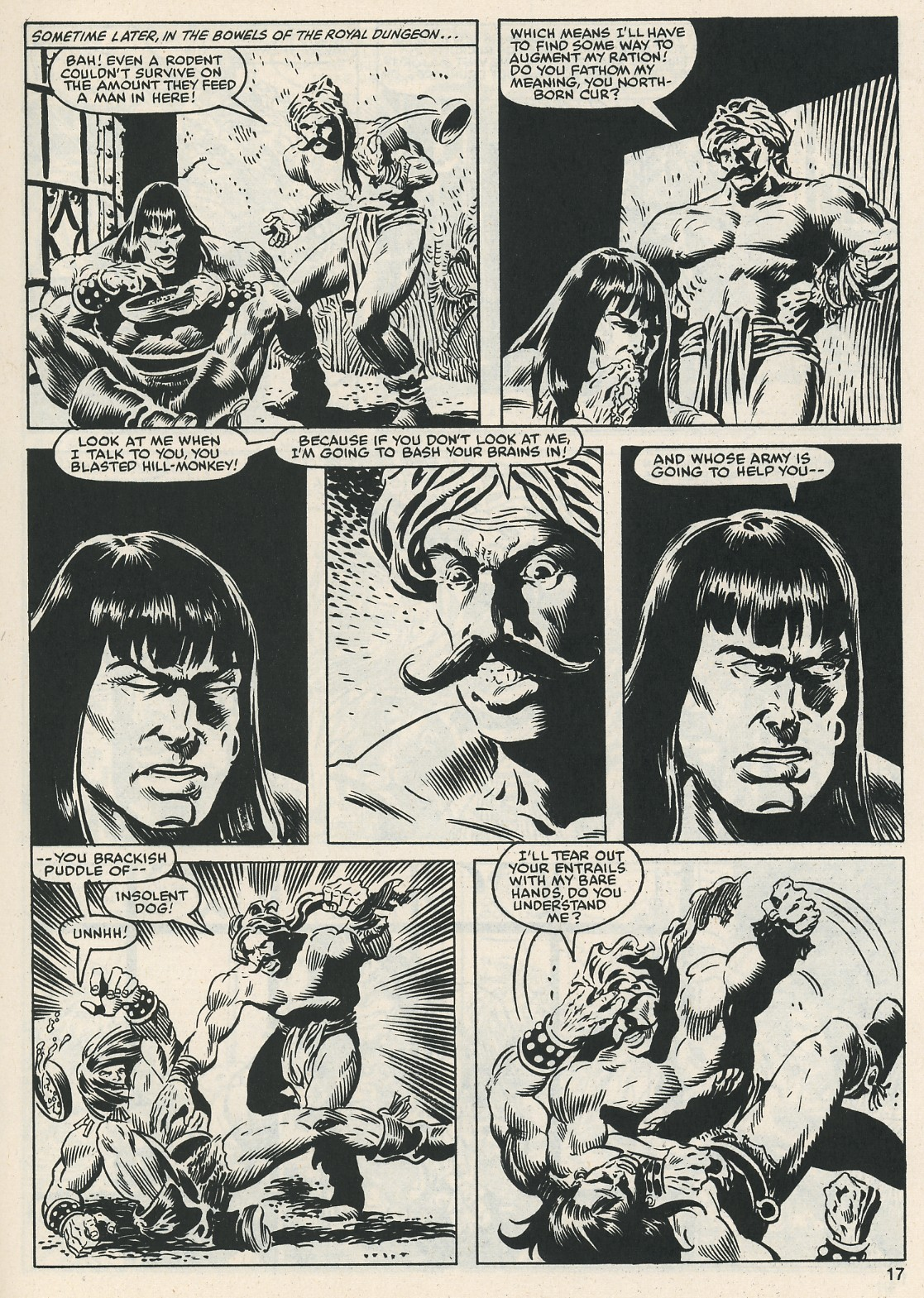 The Savage Sword Of Conan Issue #112 #113 - English 17