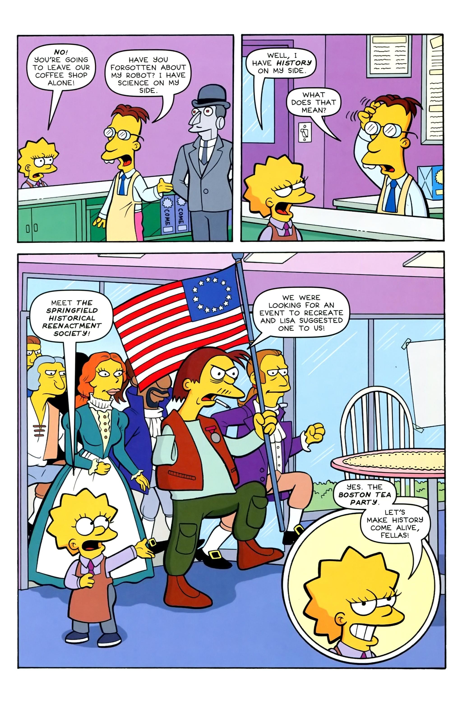 Read online Simpsons Comics comic -  Issue #239 - 21