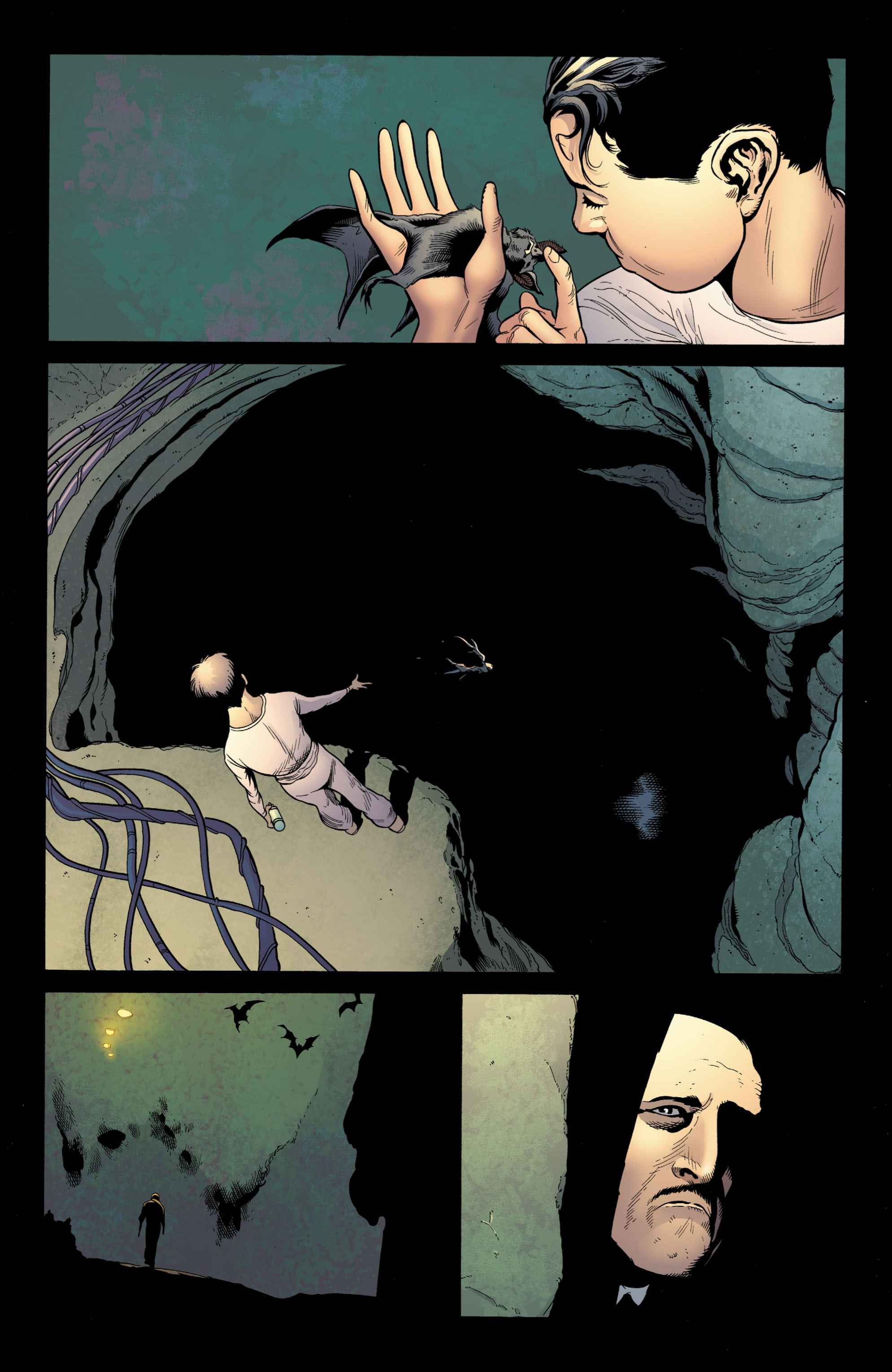 Batman and Robin (2011) chap 1 pic 42
