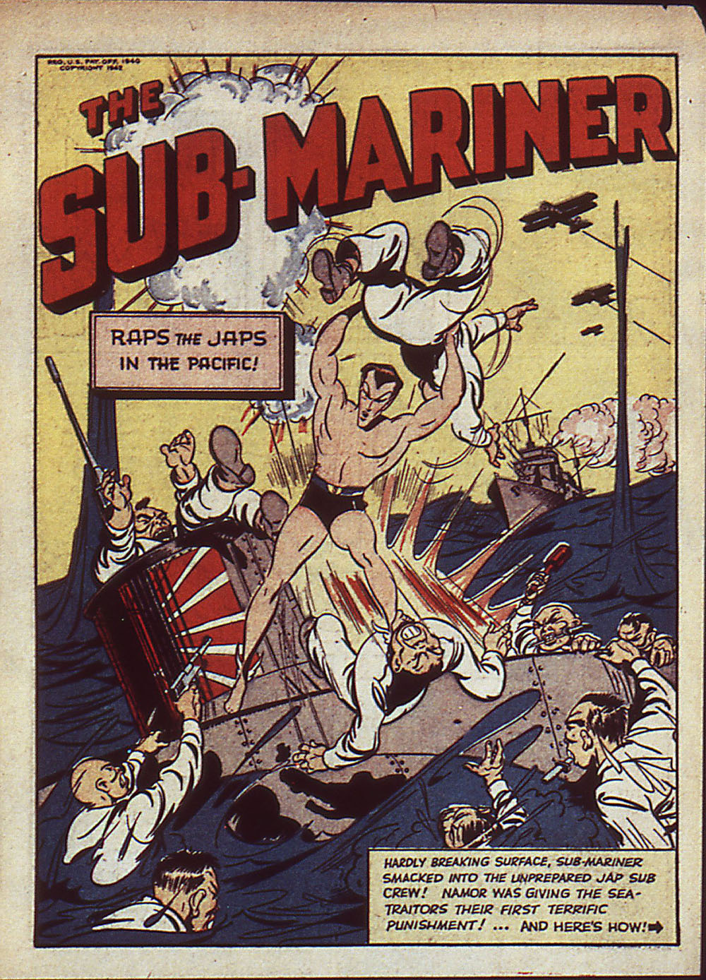 Sub-Mariner Comics Issue #5 #5 - English 4