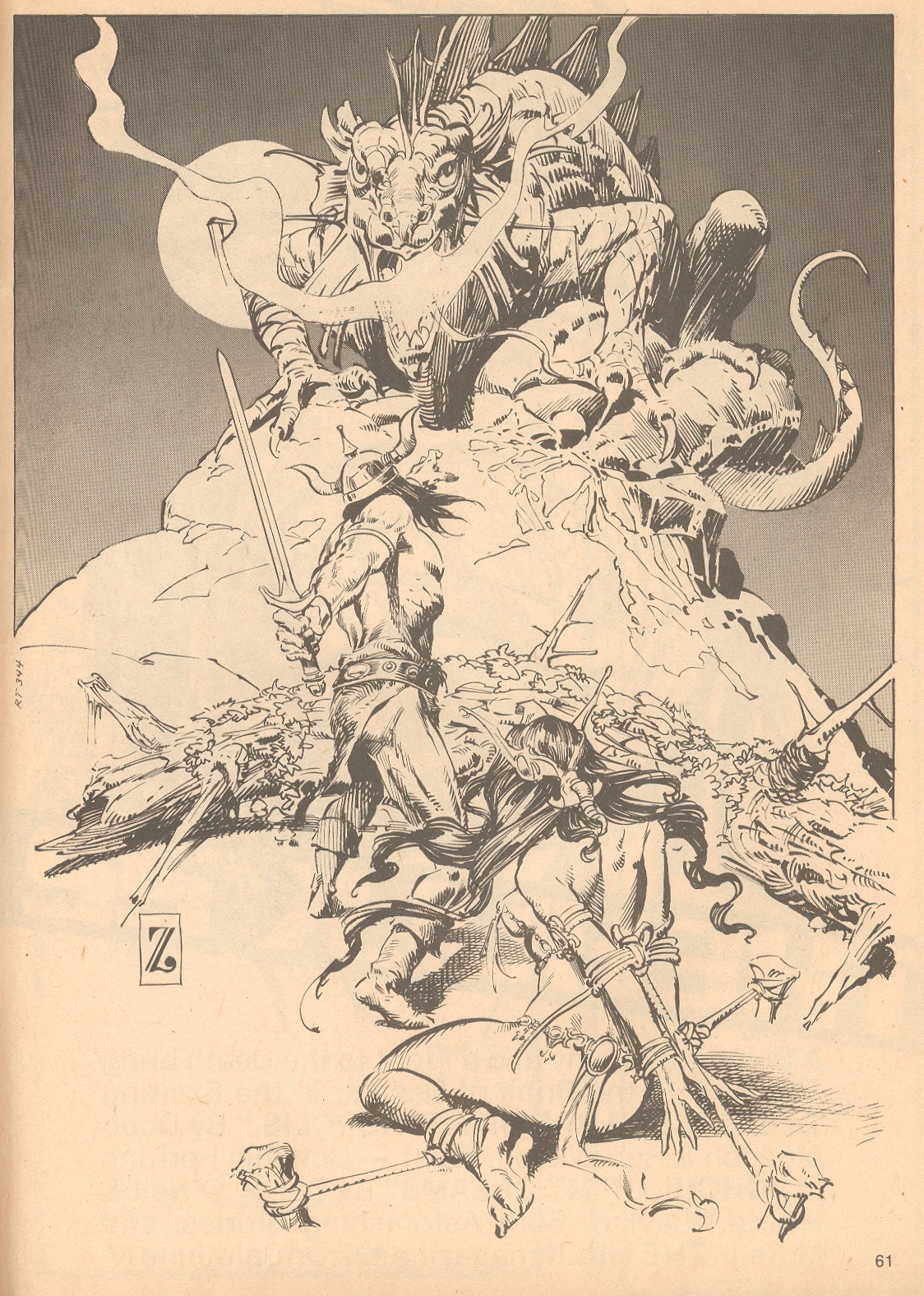 The Savage Sword Of Conan Issue #56 #57 - English 61