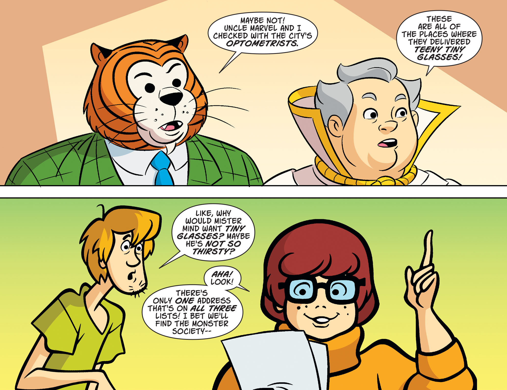 Read online Scooby-Doo! Team-Up comic -  Issue #31 - 15