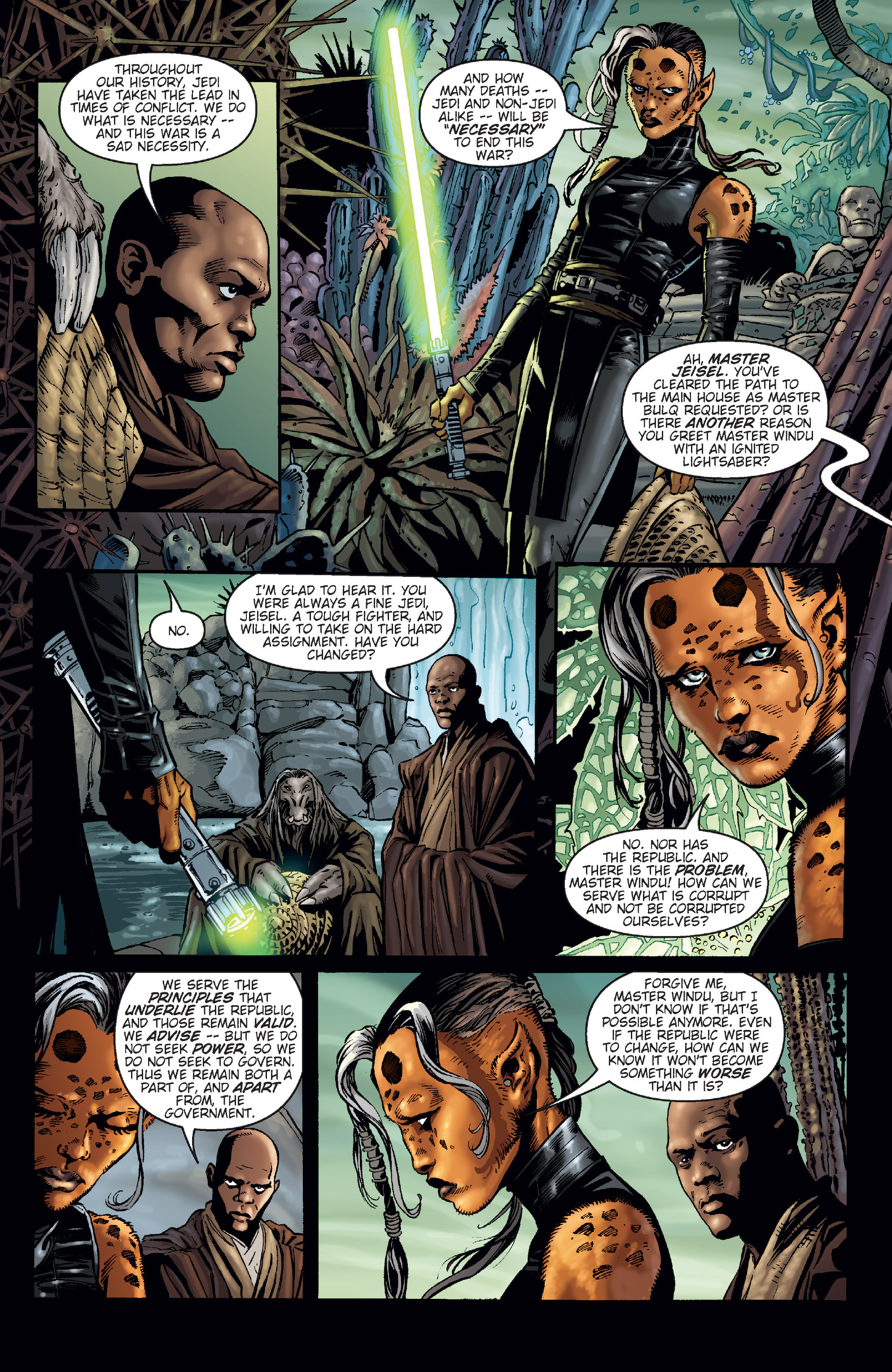 Star Wars Legends Epic Collection: The Clone Wars chap 1 pic 160