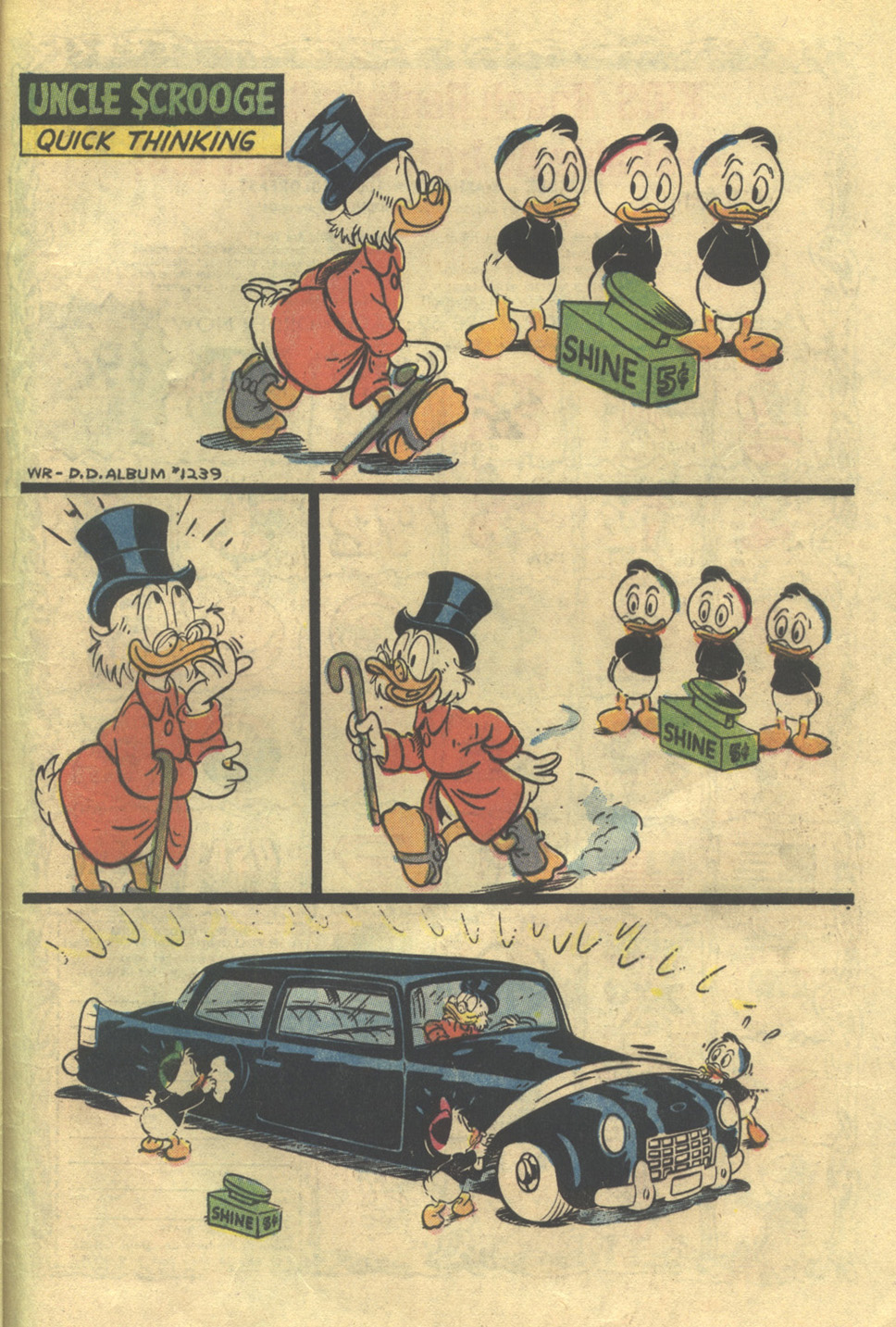 Uncle Scrooge (1953) Issue #105 #105 - English 33