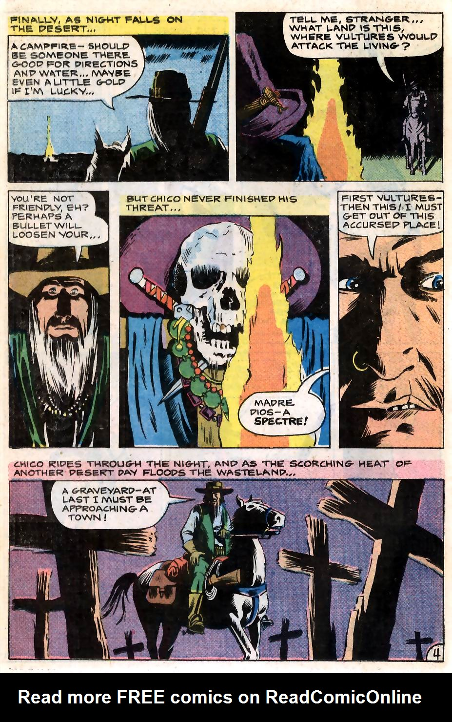 Read online Scary Tales comic -  Issue #2 - 20
