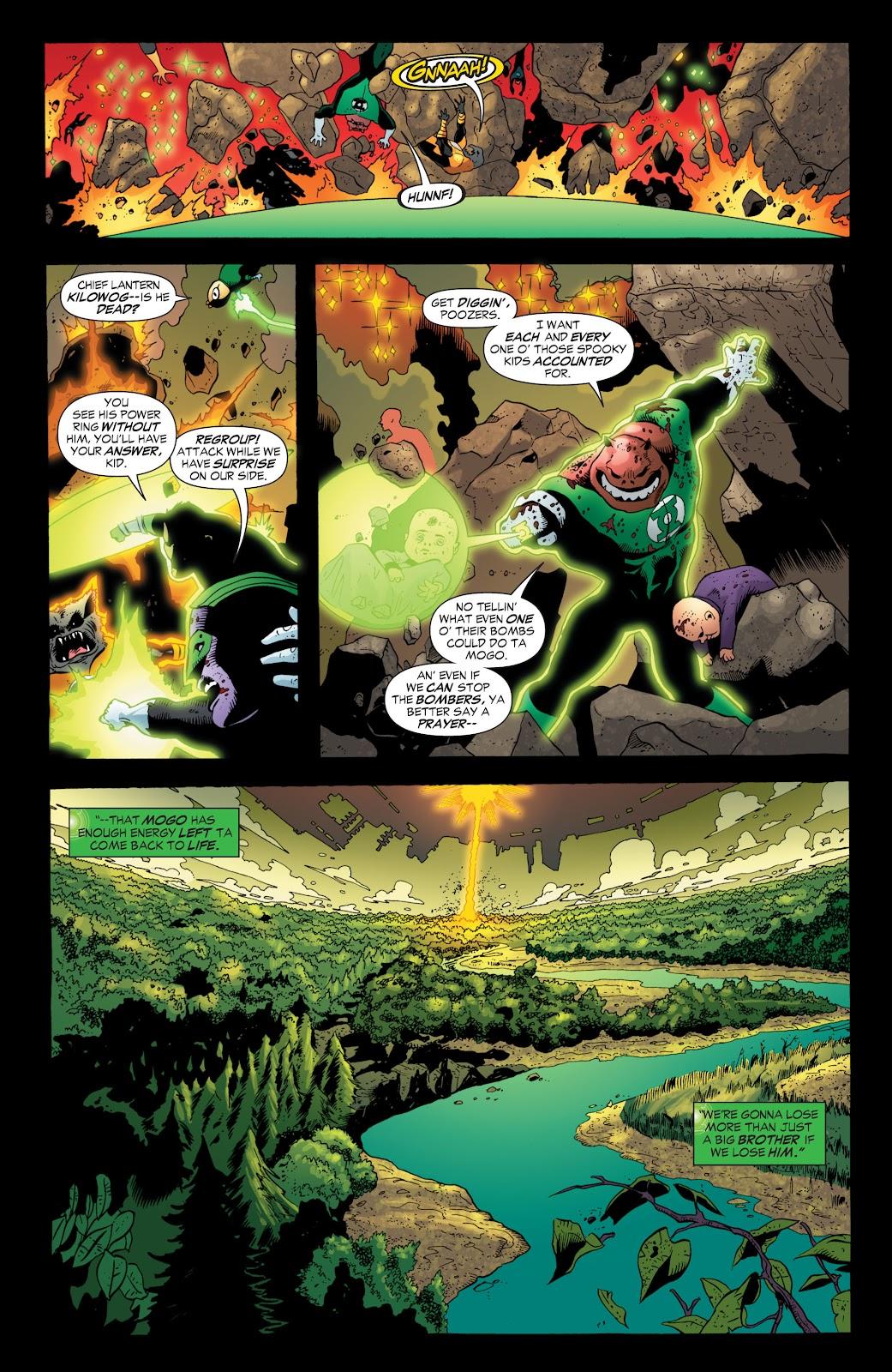 Green Lantern: The Sinestro Corps War Full #1 - English 165