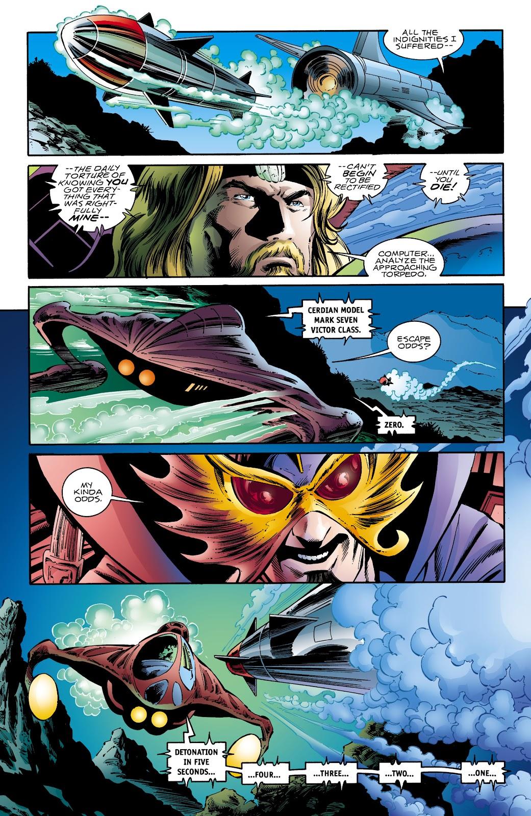 Aquaman (1994) Issue #69 #75 - English 11