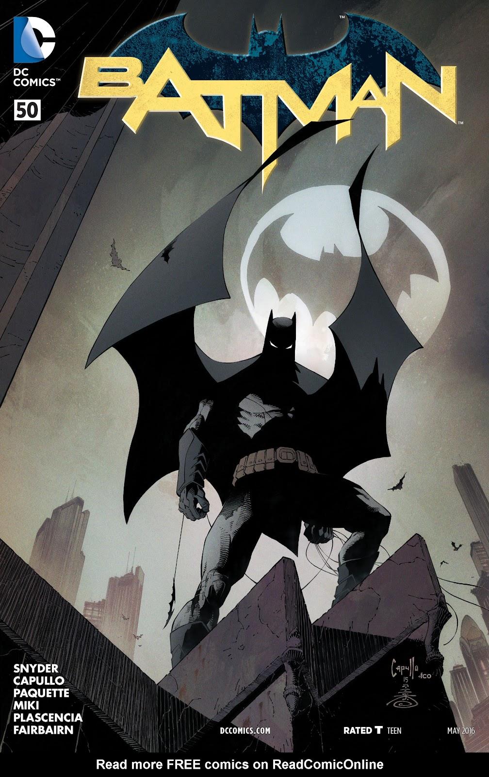 Batman (2011) Issue #50 #69 - English 1