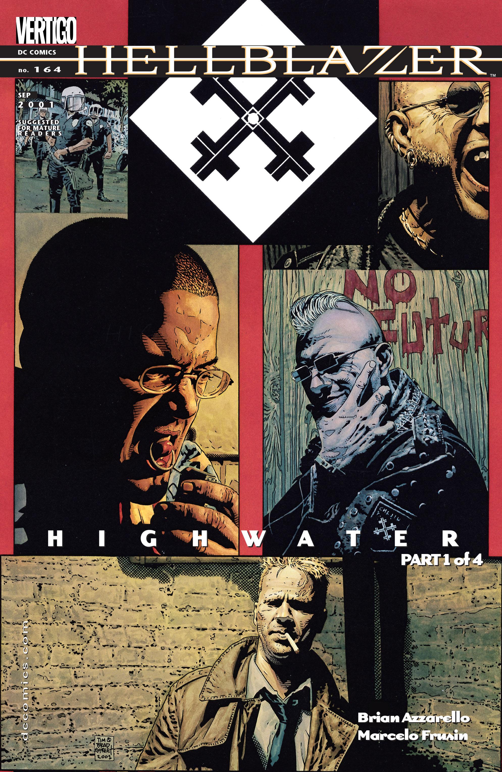 Hellblazer 164 Page 1