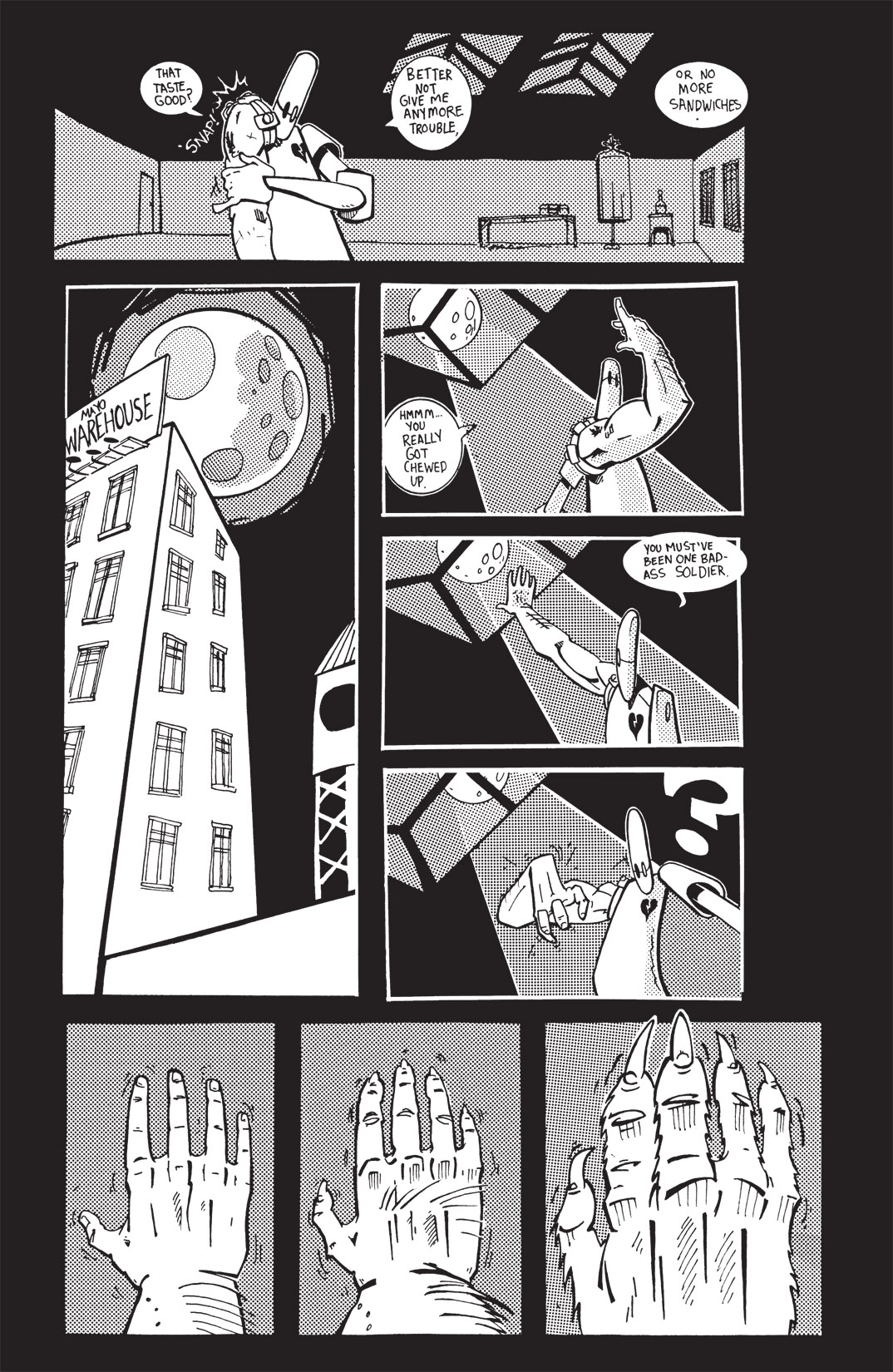 Read online Scud: The Disposable Assassin: The Whole Shebang comic -  Issue # TPB (Part 1) - 196