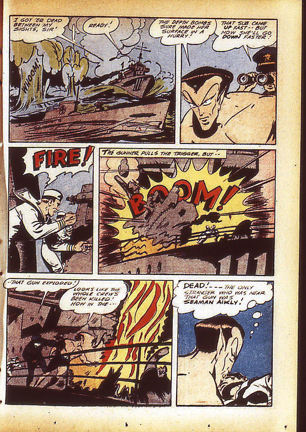 Sub-Mariner Comics Issue #10 #10 - English 34