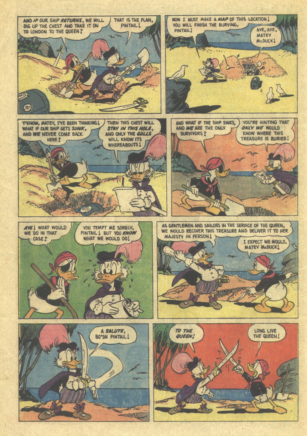 Uncle Scrooge (1953) Issue #103 #103 - English 8