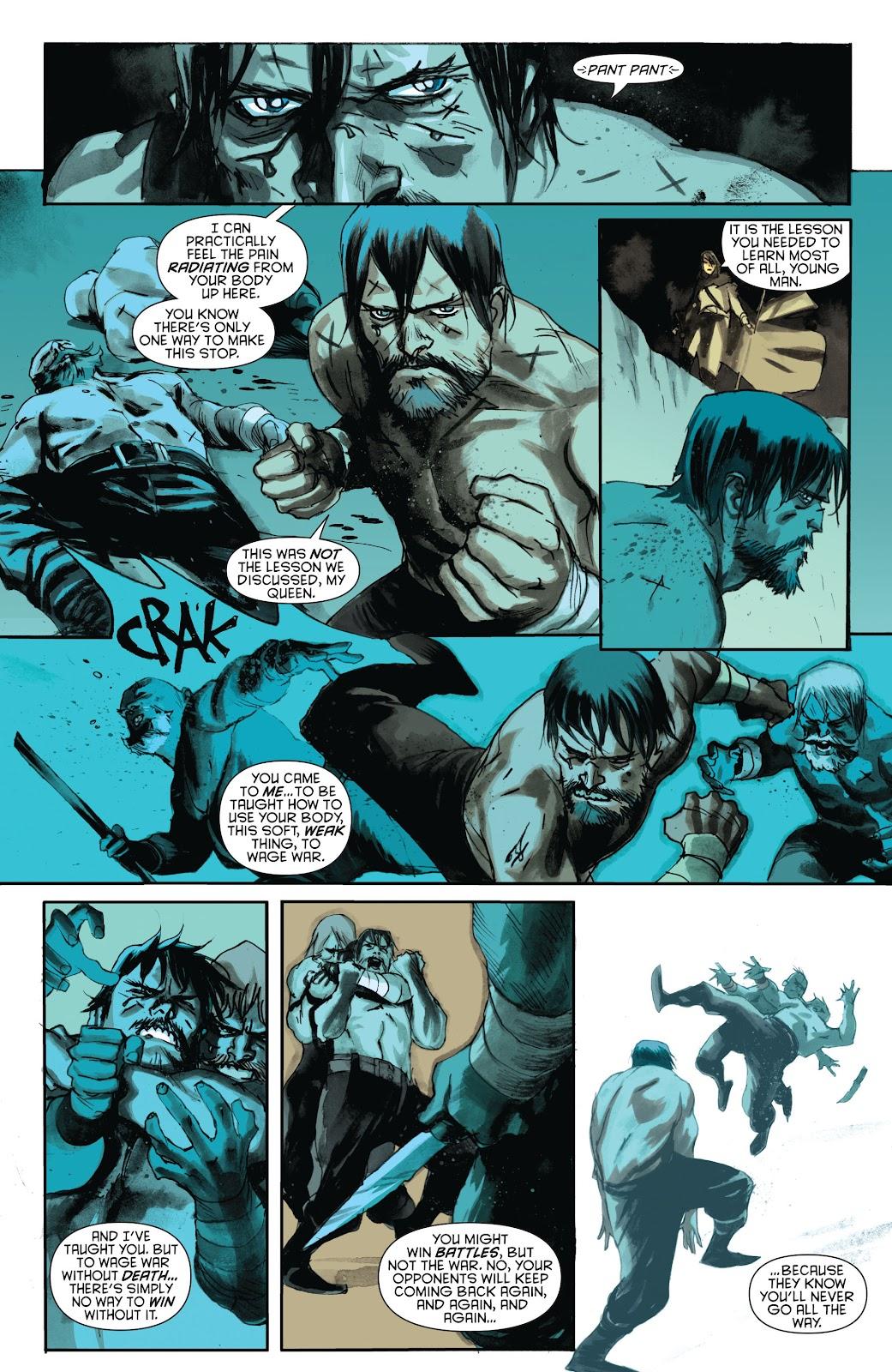 Batman (2011) Issue #23 #38 - English 25