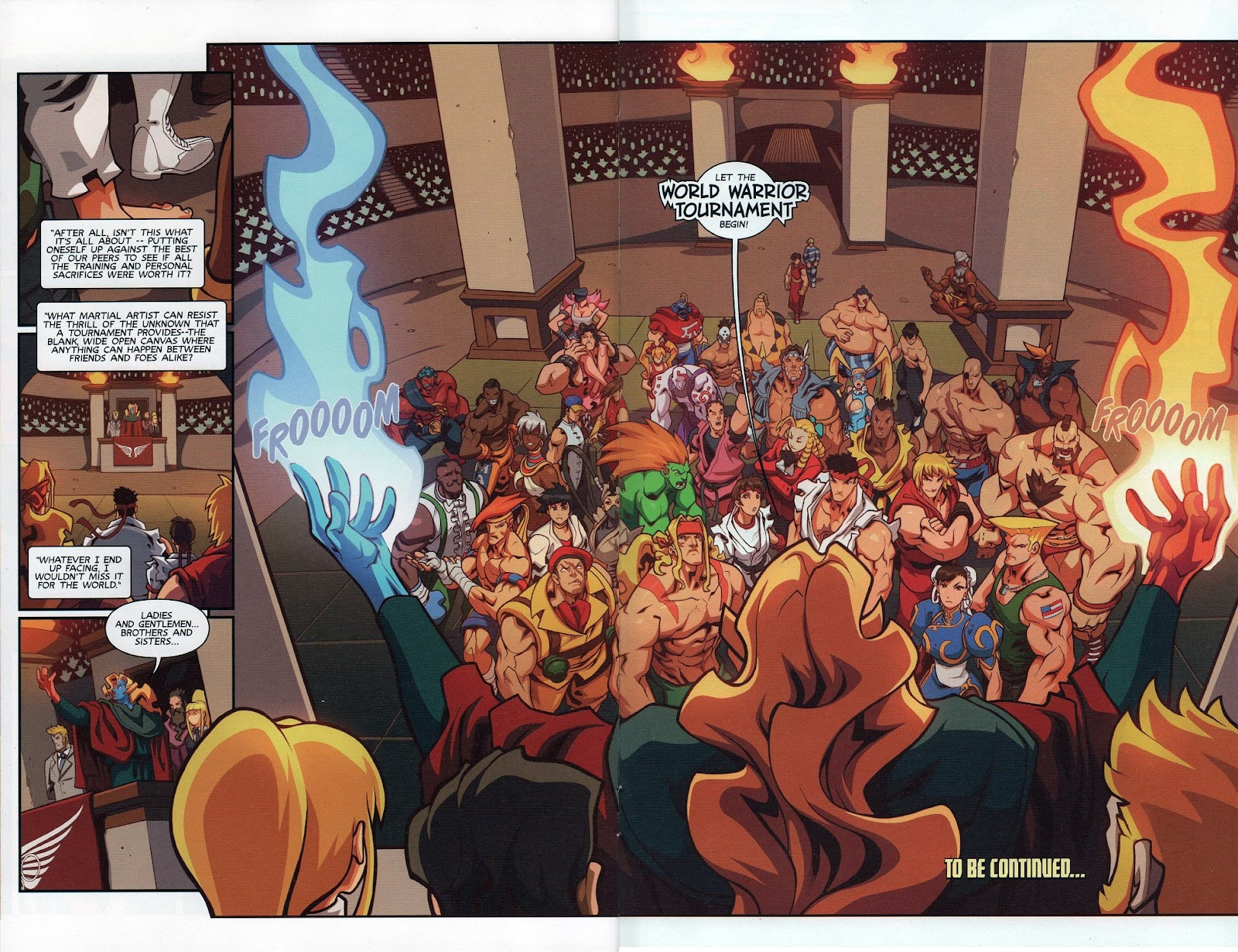 Street Fighter Unlimited Issue #7 #9 - English 20