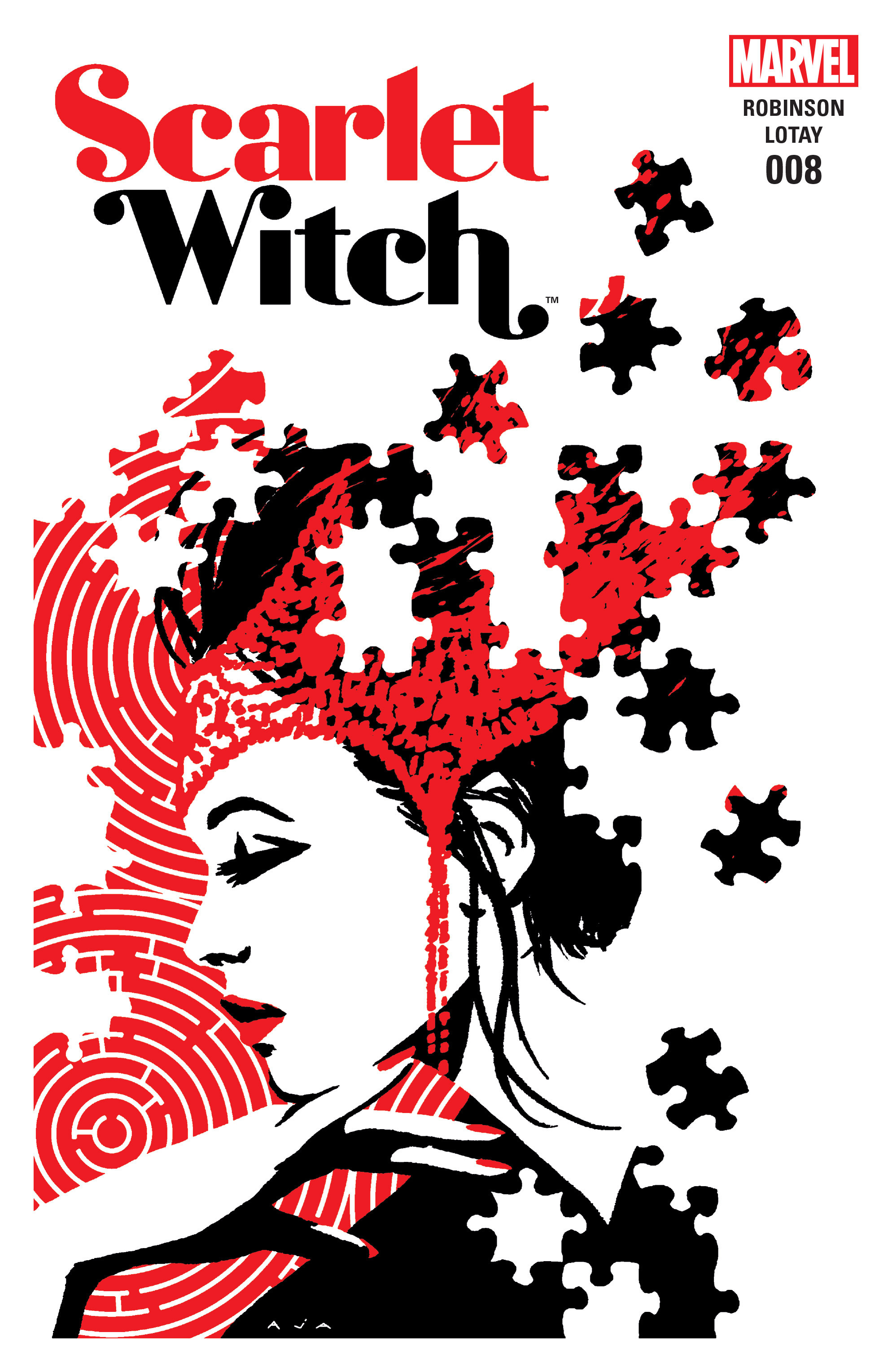 Read online Scarlet Witch (2016) comic -  Issue #8 - 1