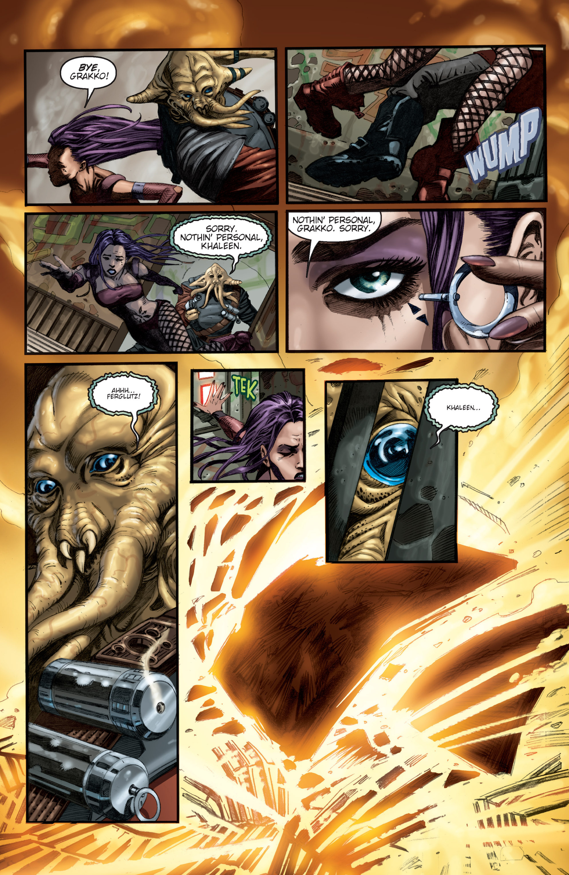 Star Wars Legends Epic Collection: The Clone Wars chap 1 pic 9