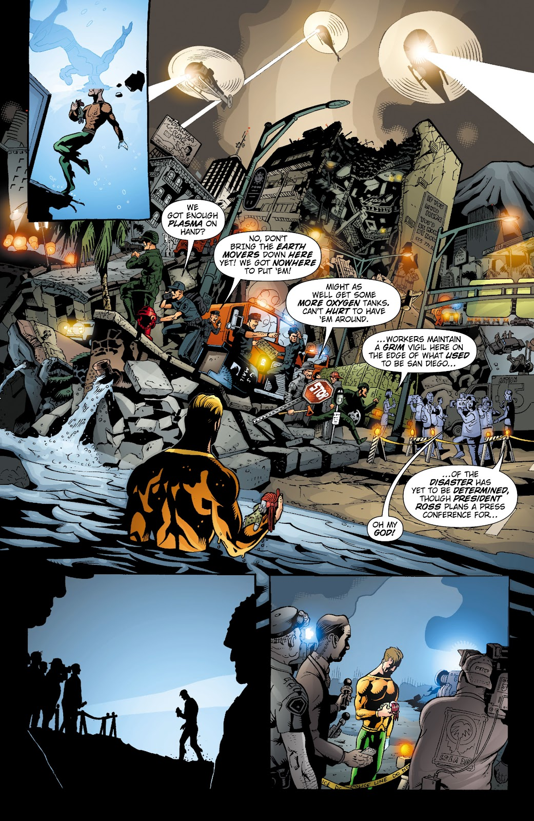 Aquaman (2003) Issue #15 #15 - English 7
