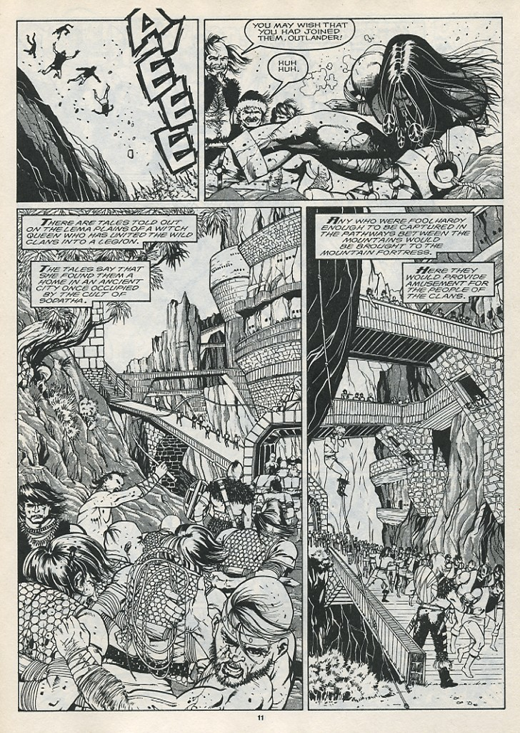 The Savage Sword Of Conan Issue #176 #177 - English 13