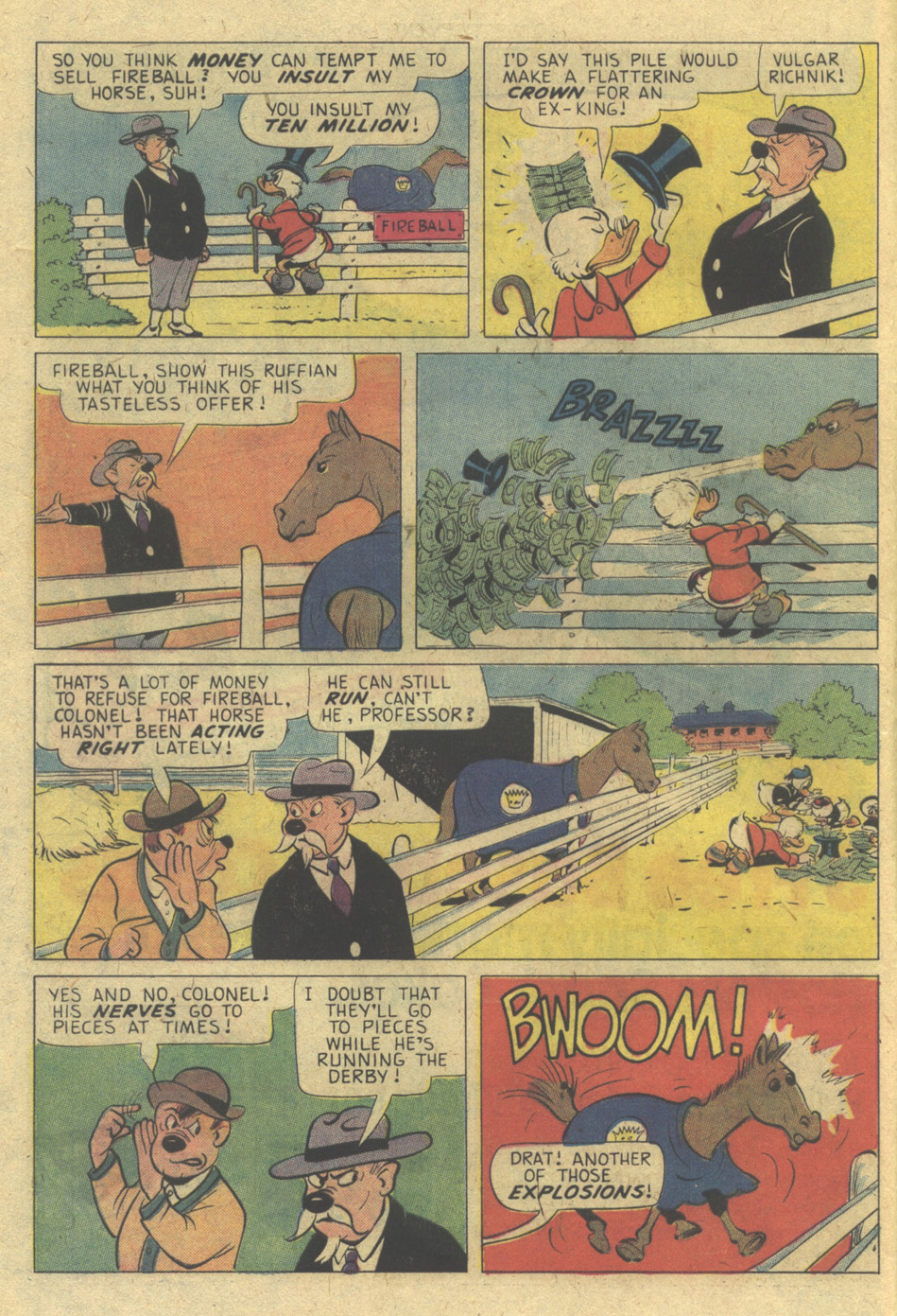 Uncle Scrooge (1953) Issue #131 #131 - English 8