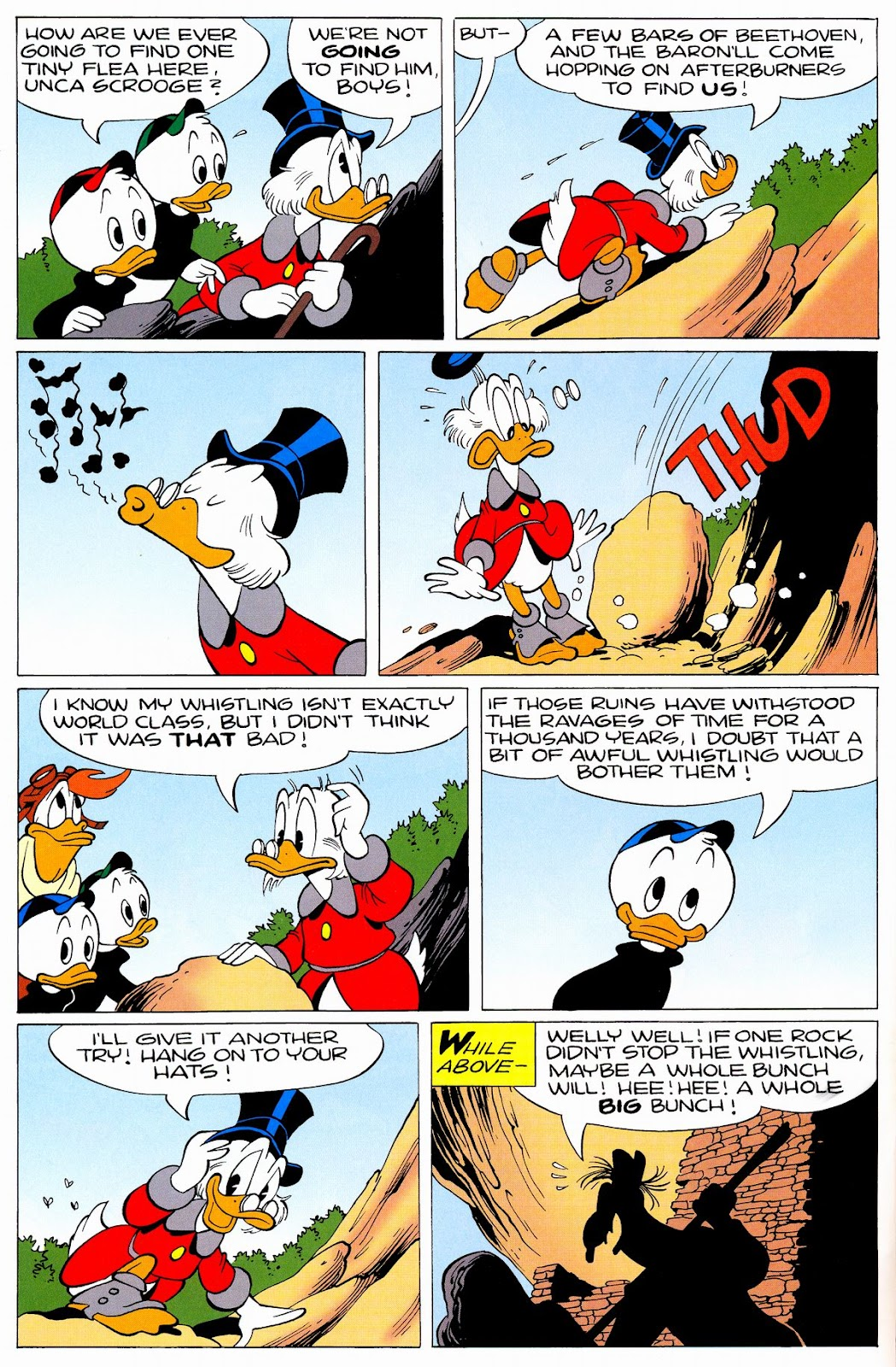Uncle Scrooge (1953) Issue #326 #326 - English 50