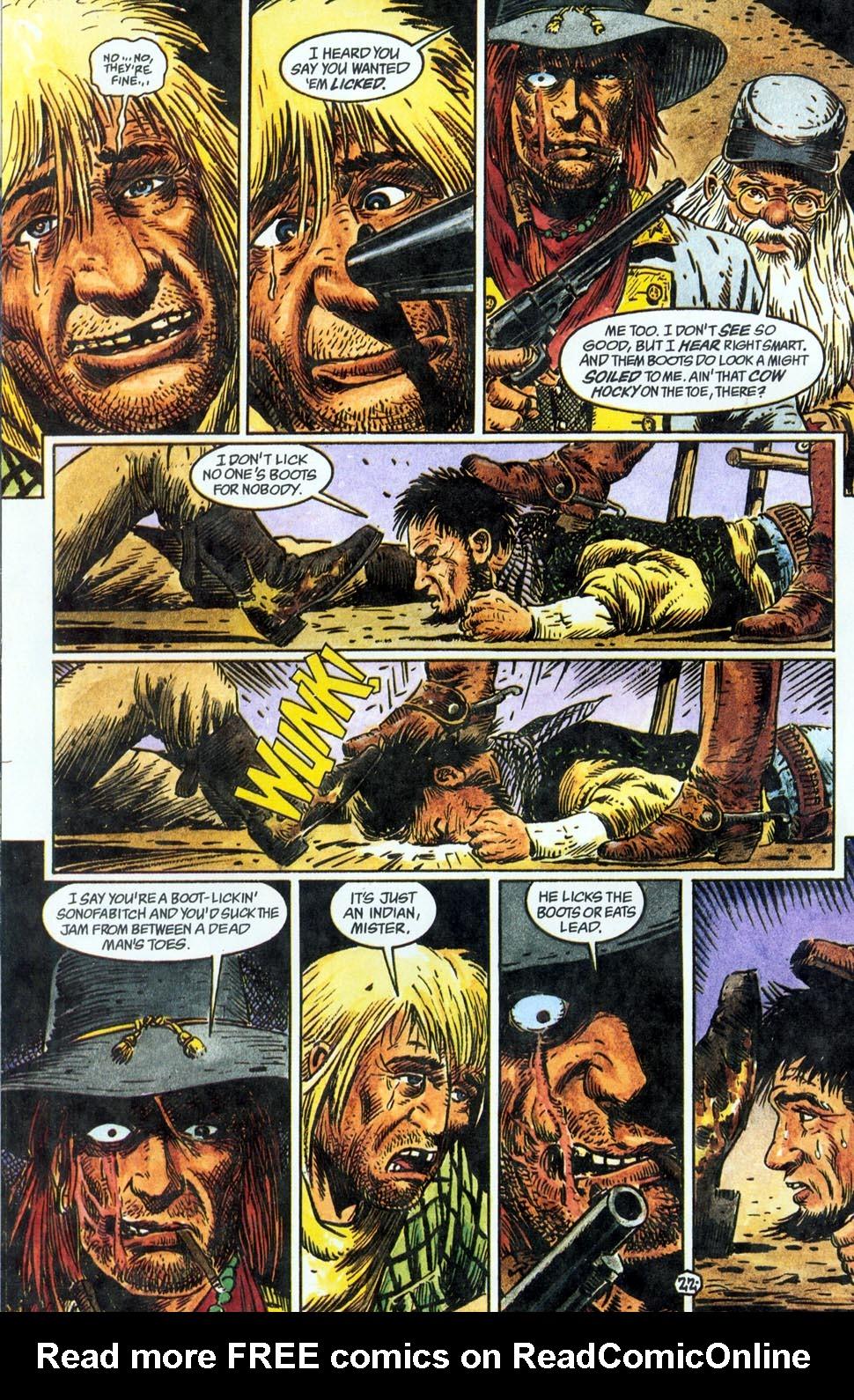 Jonah Hex: Two-Gun Mojo Issue #1 #1 - English 24