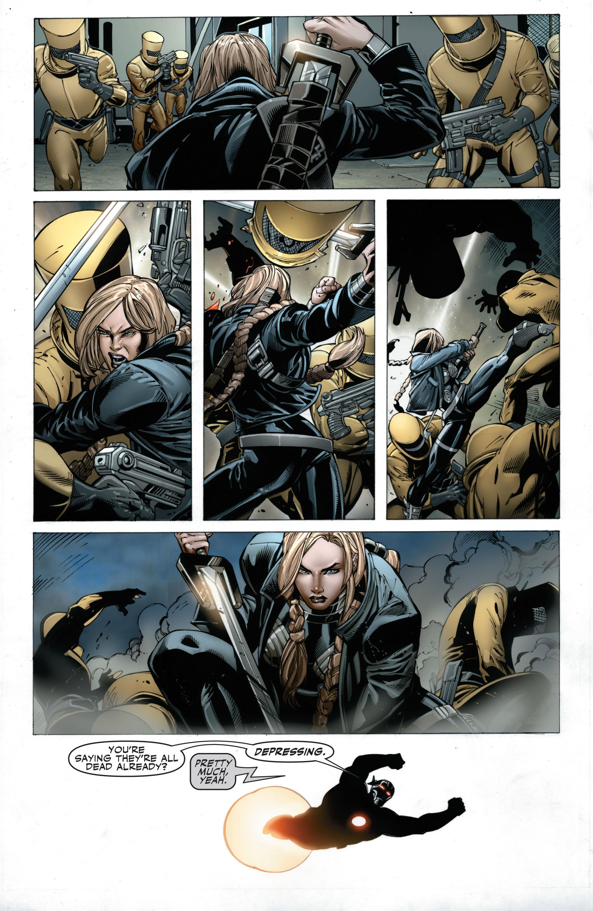 Read online Secret Avengers (2010) comic -  Issue #12.1 - 15