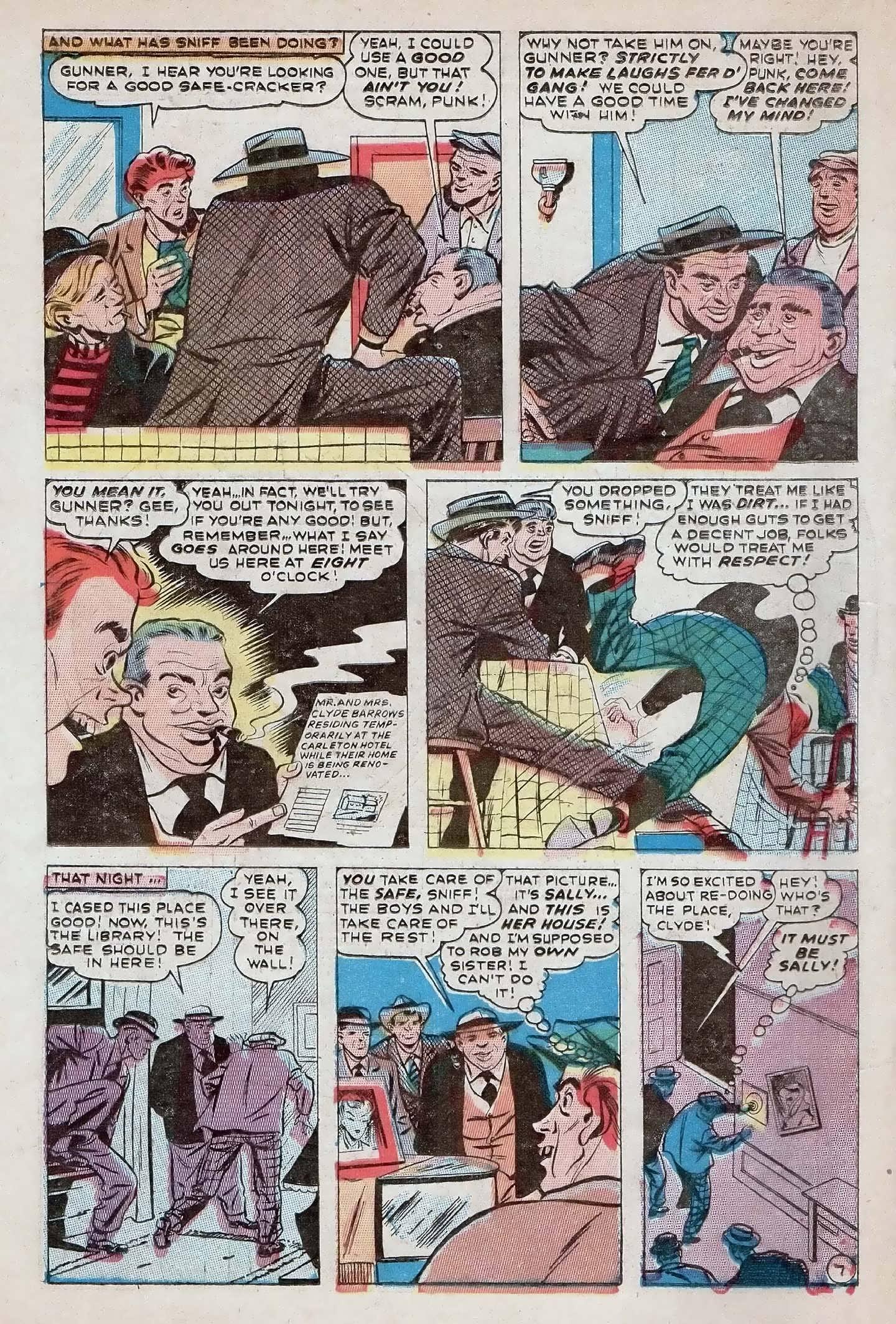 Sub-Mariner Comics #27 #27 - English 20