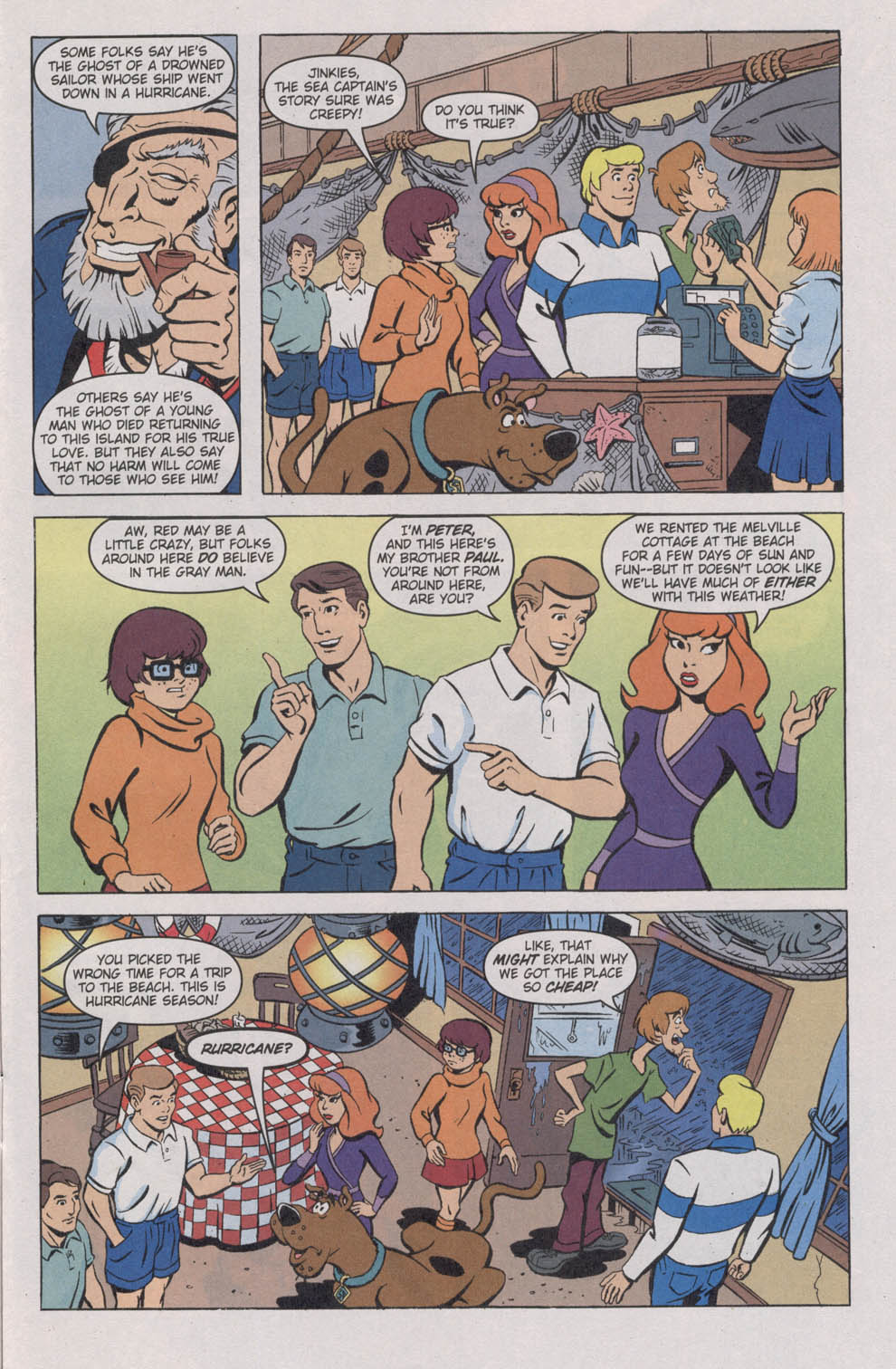 Read online Scooby-Doo (1997) comic -  Issue #80 - 5