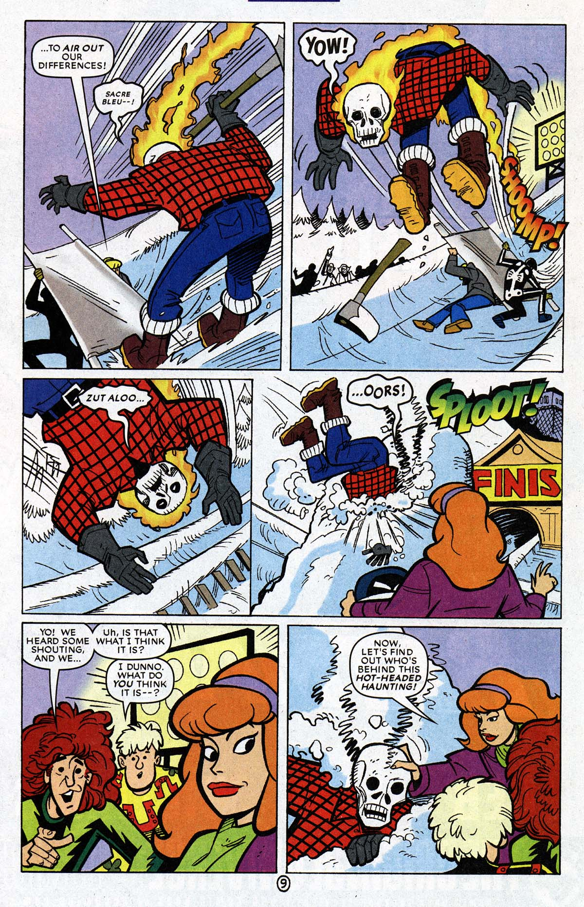 Read online Scooby-Doo (1997) comic -  Issue #69 - 20